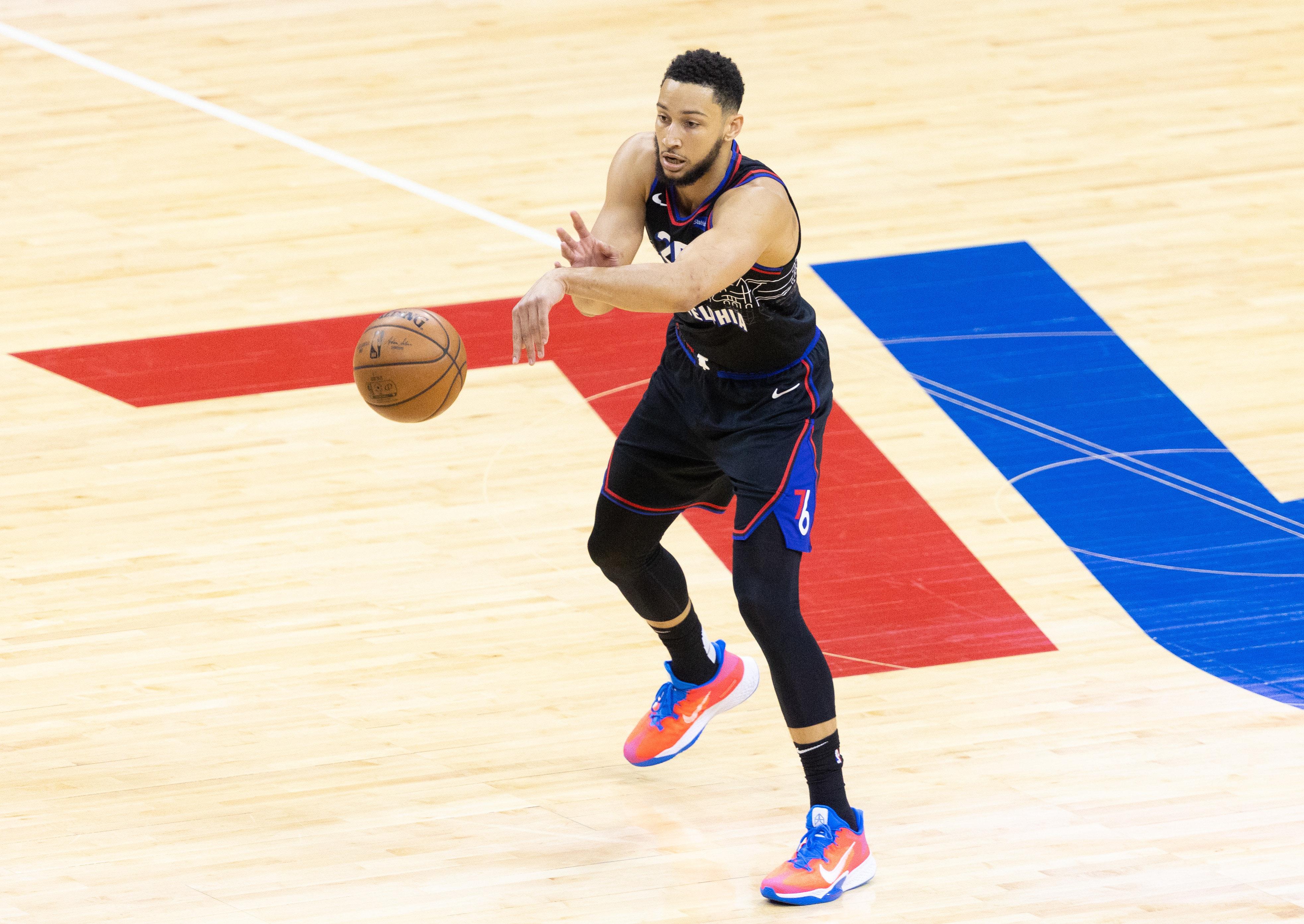 NBA: Playoffs-Washington Wizards at Philadelphia 76ers
