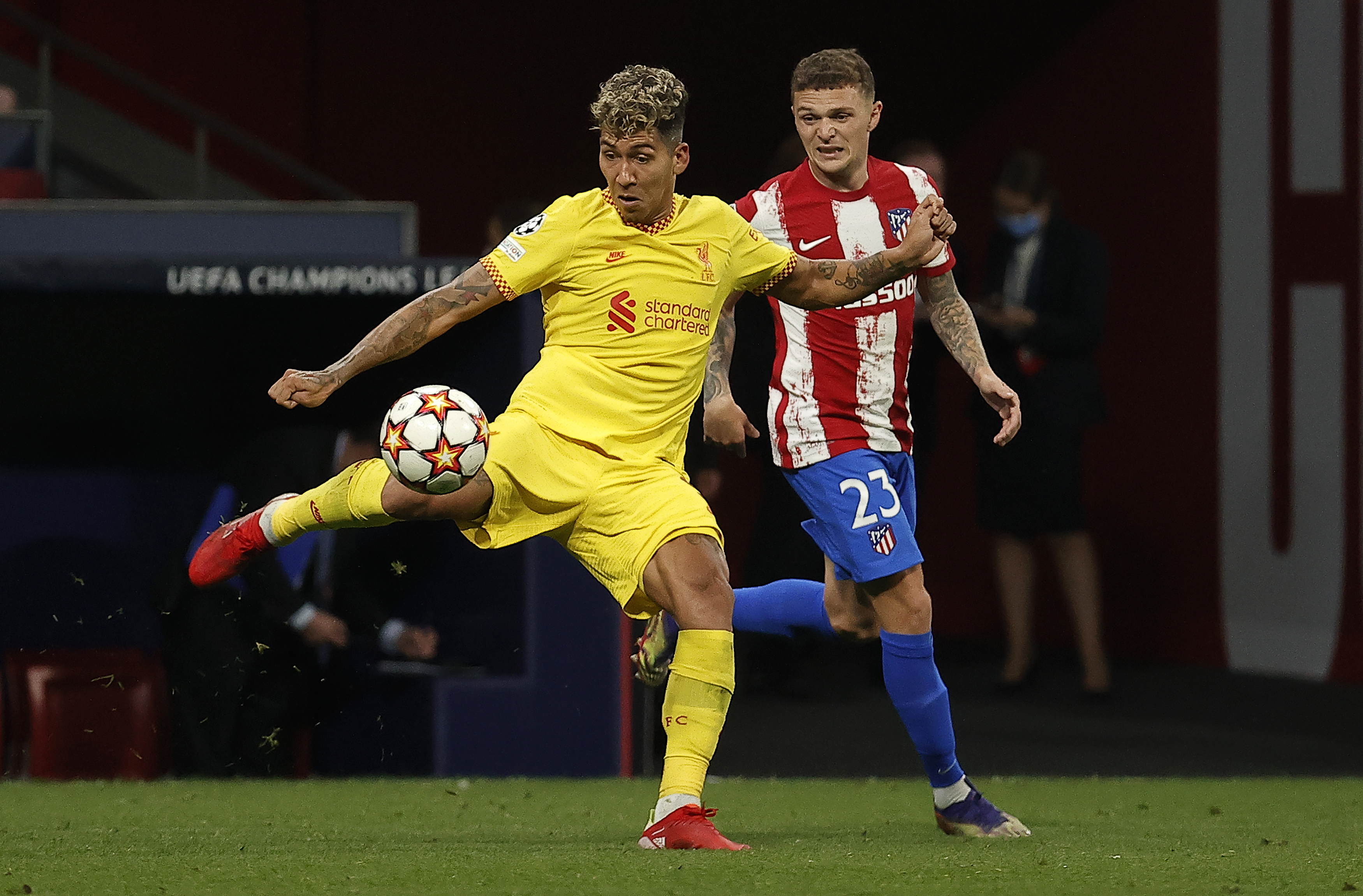 Atletico Madrid vs Liverpool - UEFA Champions League