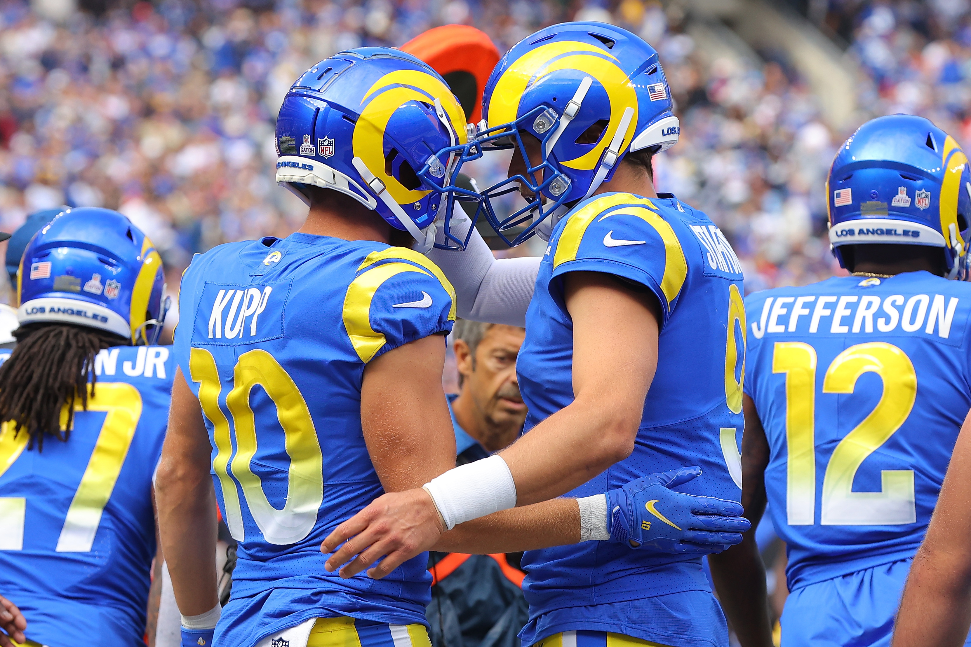 Los Angeles Rams v New York Giants