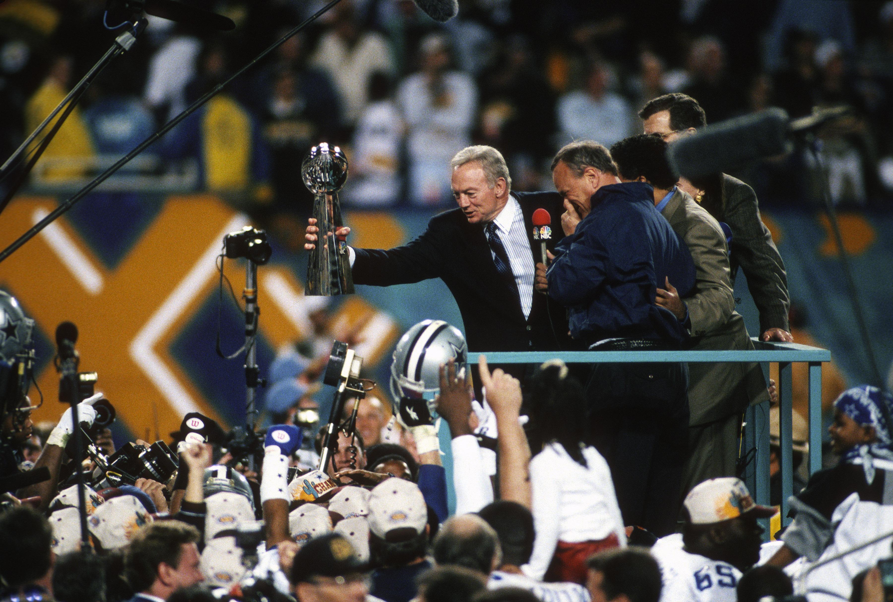 Super Bowl XXX - Dallas Cowboys v Pittsburgh Steelers