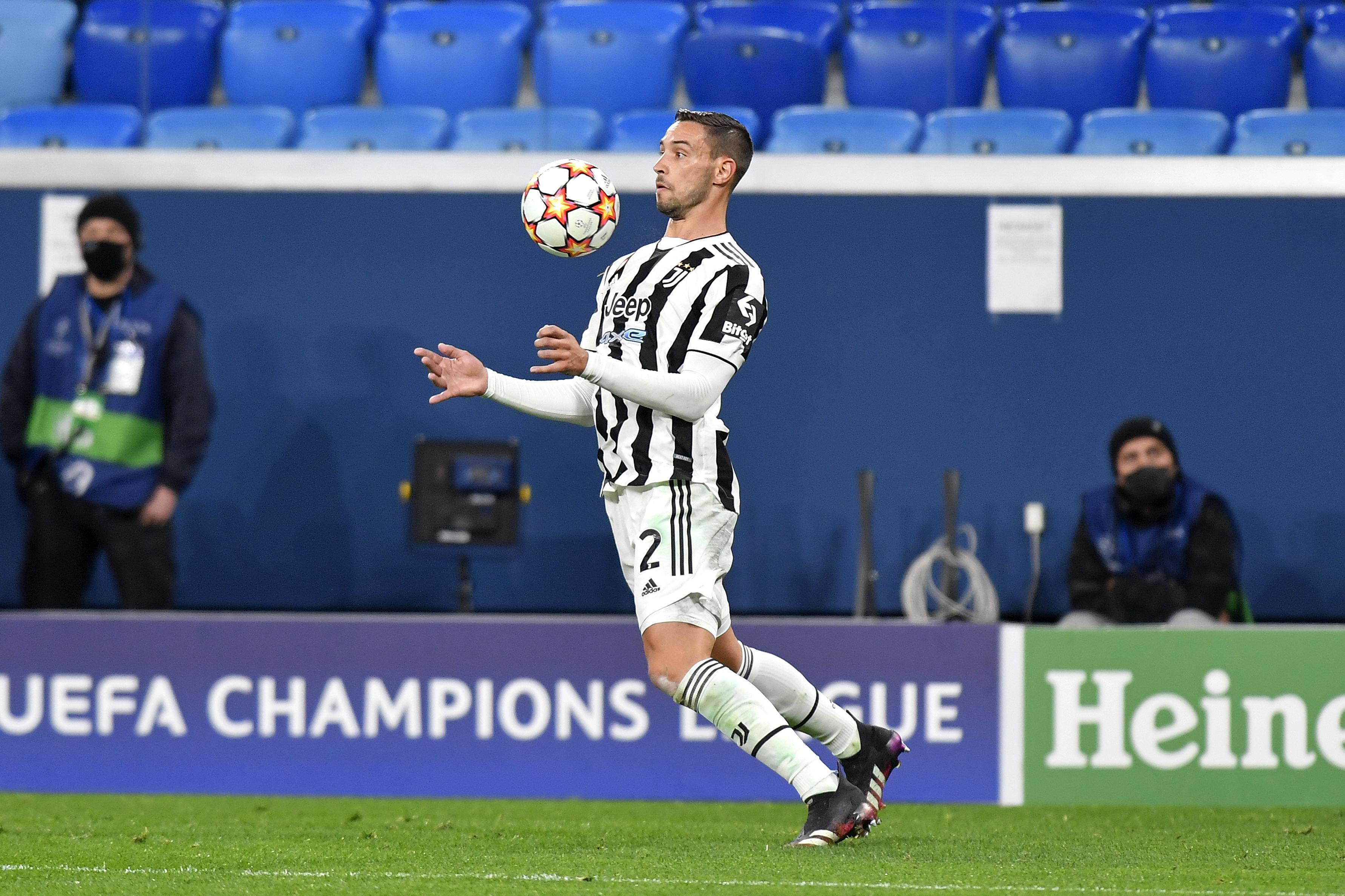 Zenit St. Petersburg v Juventus: Group H - UEFA Champions League