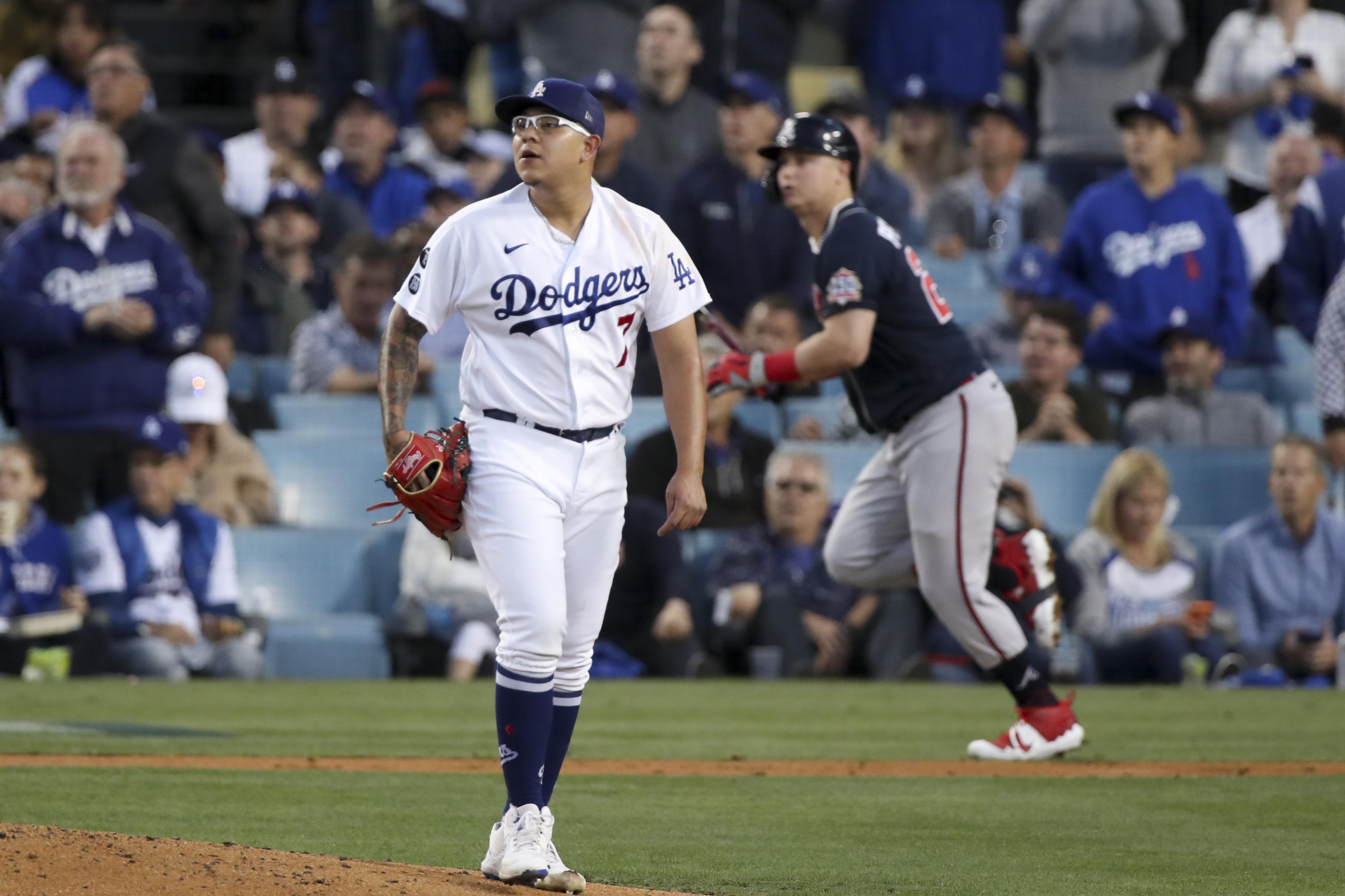 NLCS: LA Dodgers vs. Atlanta Braves