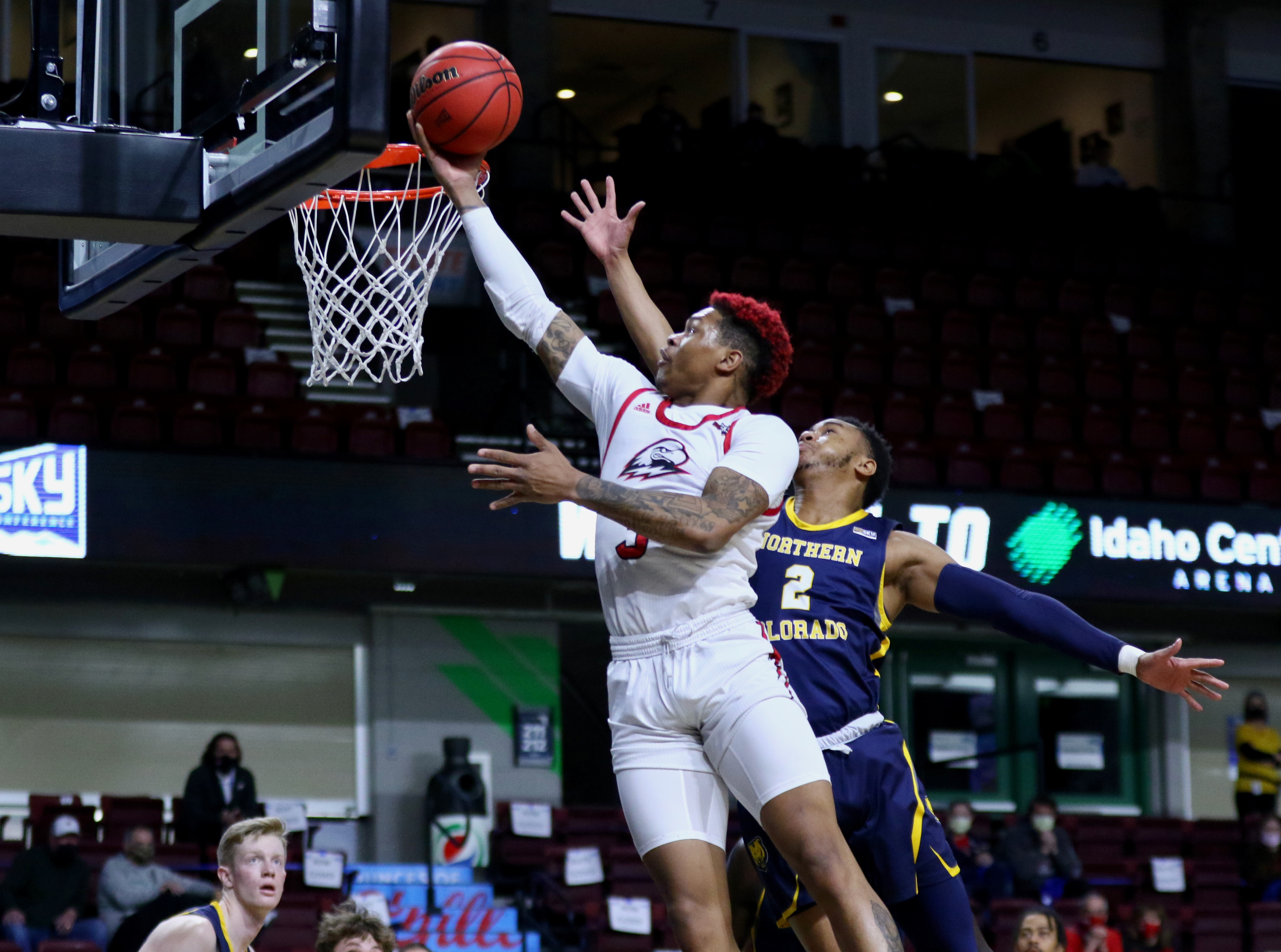 Southern Utah guard John Knight III and the Thunderbirds are picked to finish first in the Big Sky Conference this season.