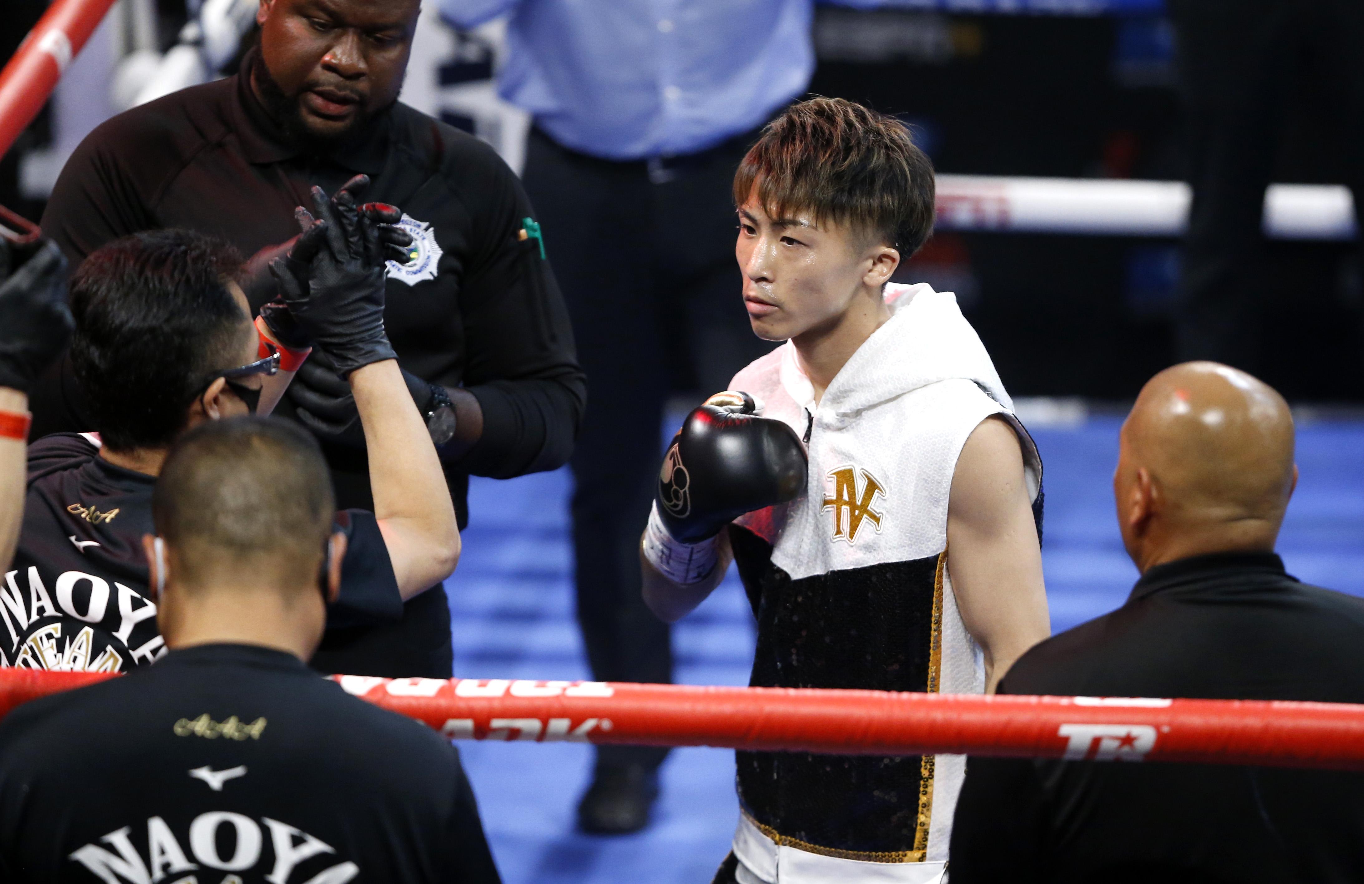Naoya Inoue v Michael Dasmarinas