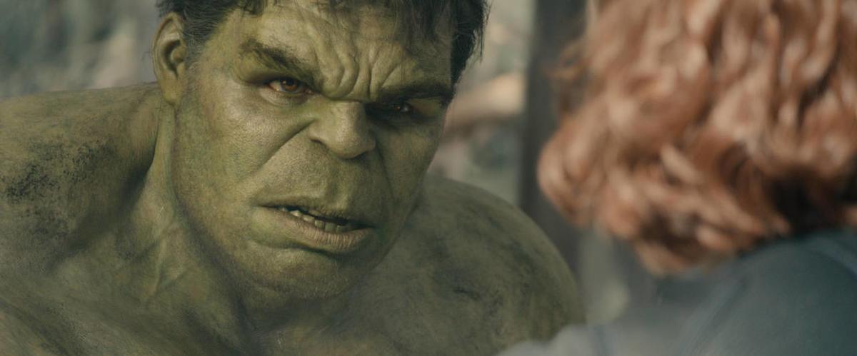 """Hulk/Bruce Banner in """"Marvel's Avengers: Age of Ultron."""""""