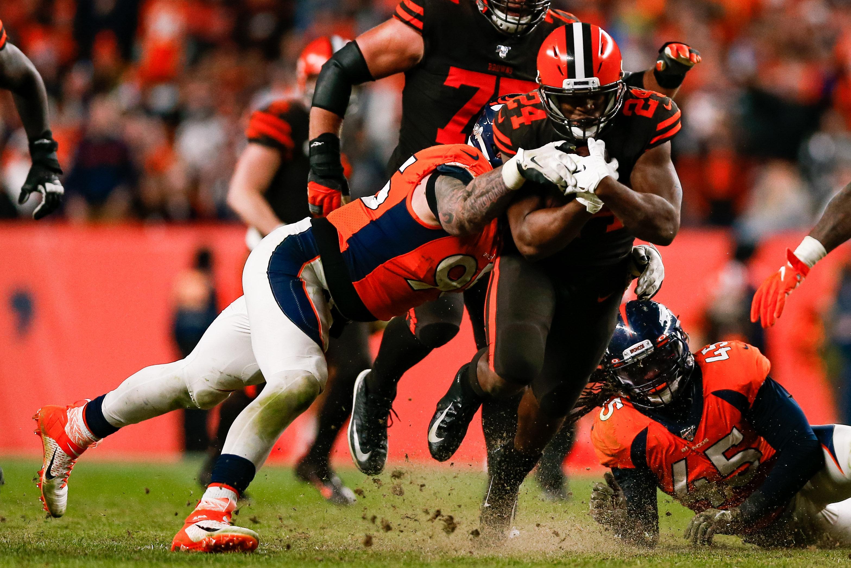 NFL: Cleveland Browns at Denver Broncos