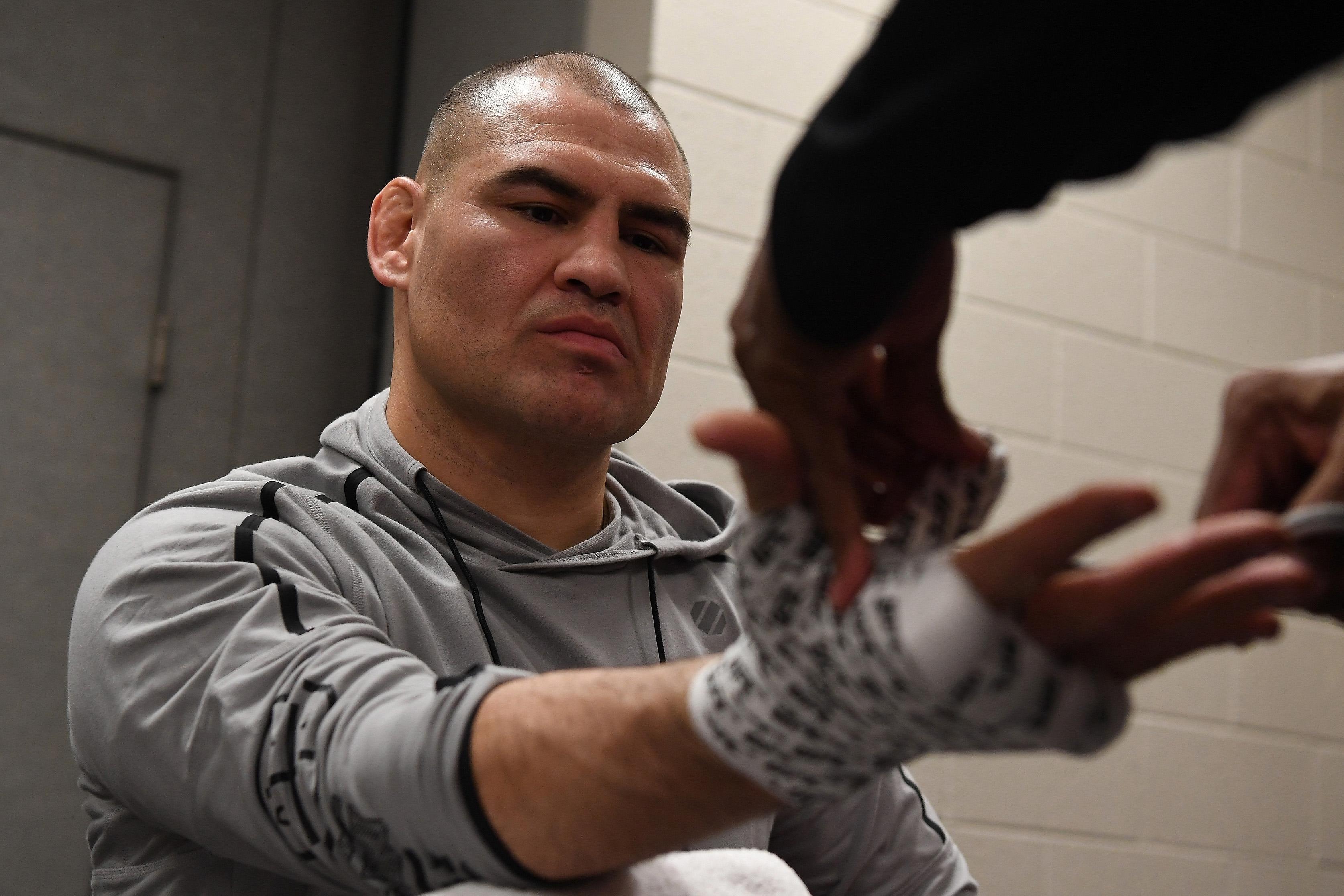 UFC Fight Night: Ngannou v Cain Velasquez MMA News