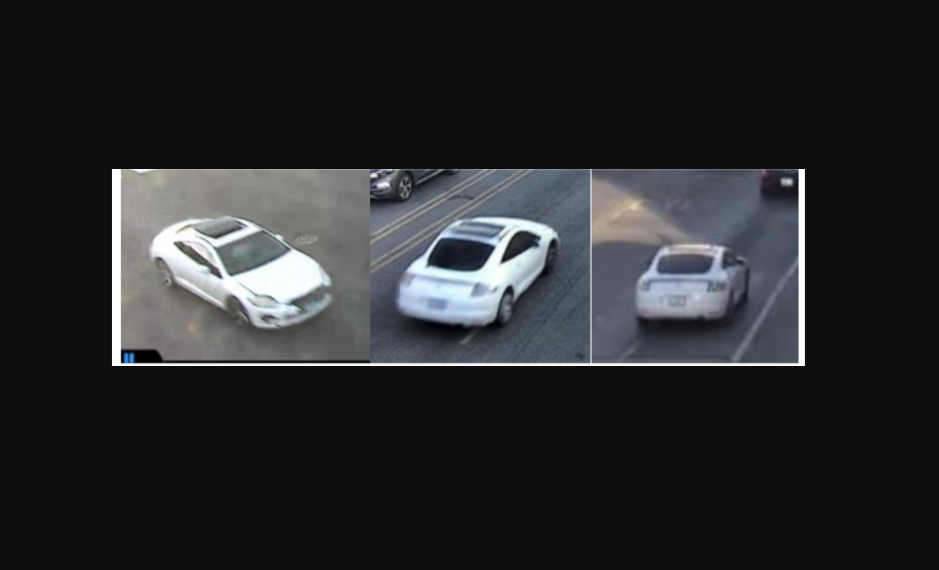Police are searching for a vehicle involved in a hit-and-run crash Oct. 19., 2021 in Chicago Lawn.