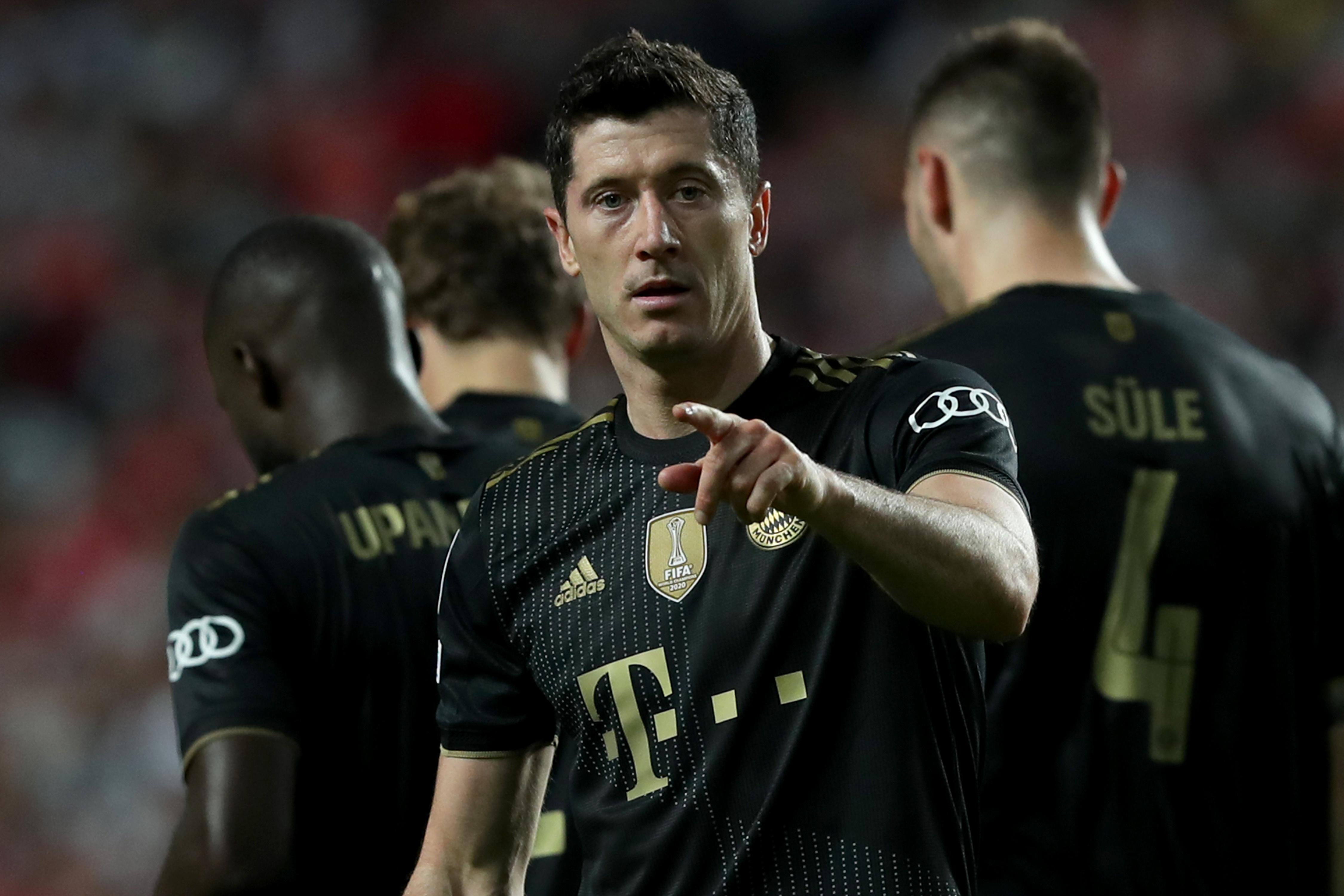 SL Benfica v FC Bayern Muenchen: Group E - UEFA Champions League