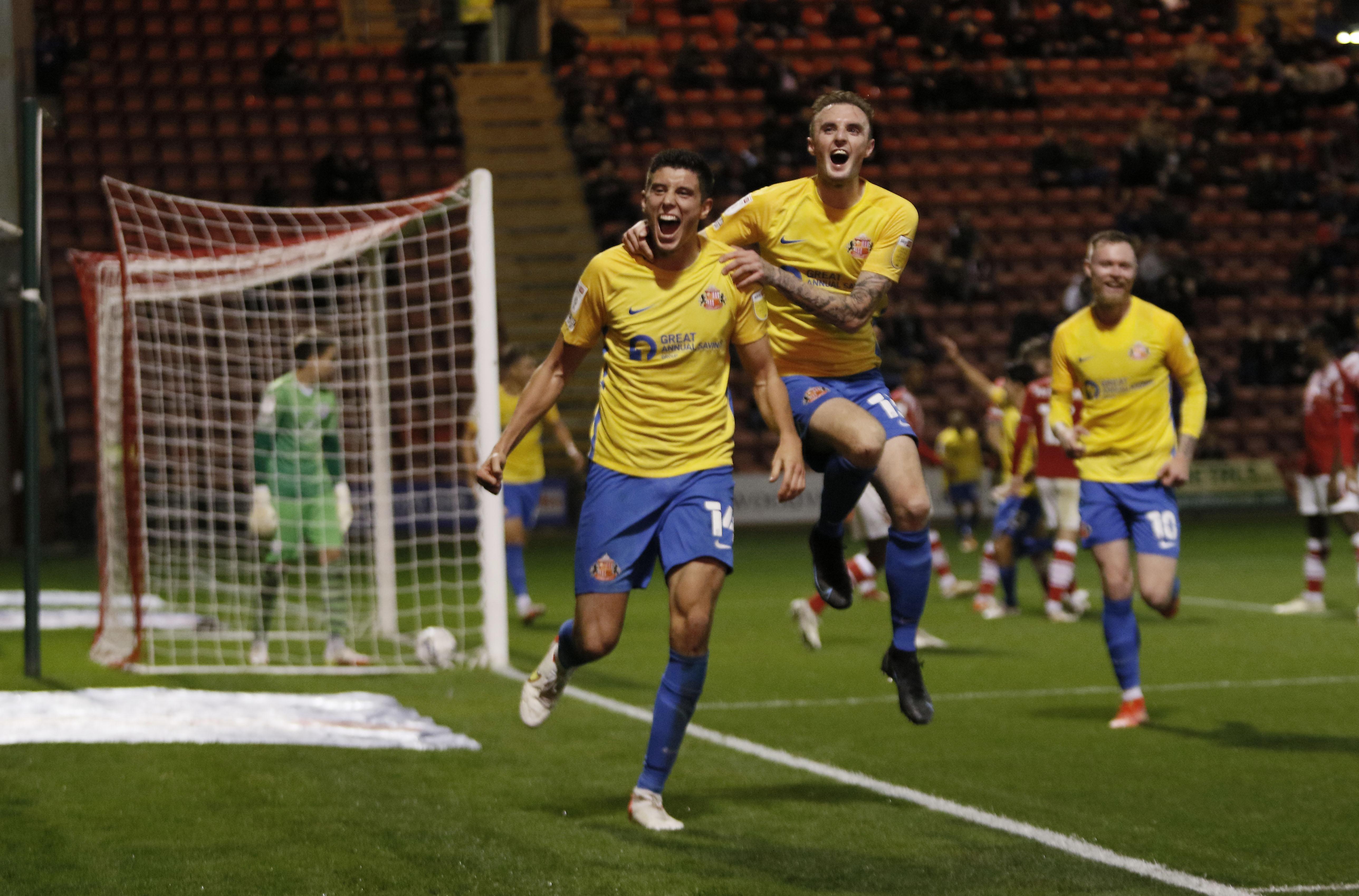Crewe Alexandra v Sunderland - Sky Bet League One
