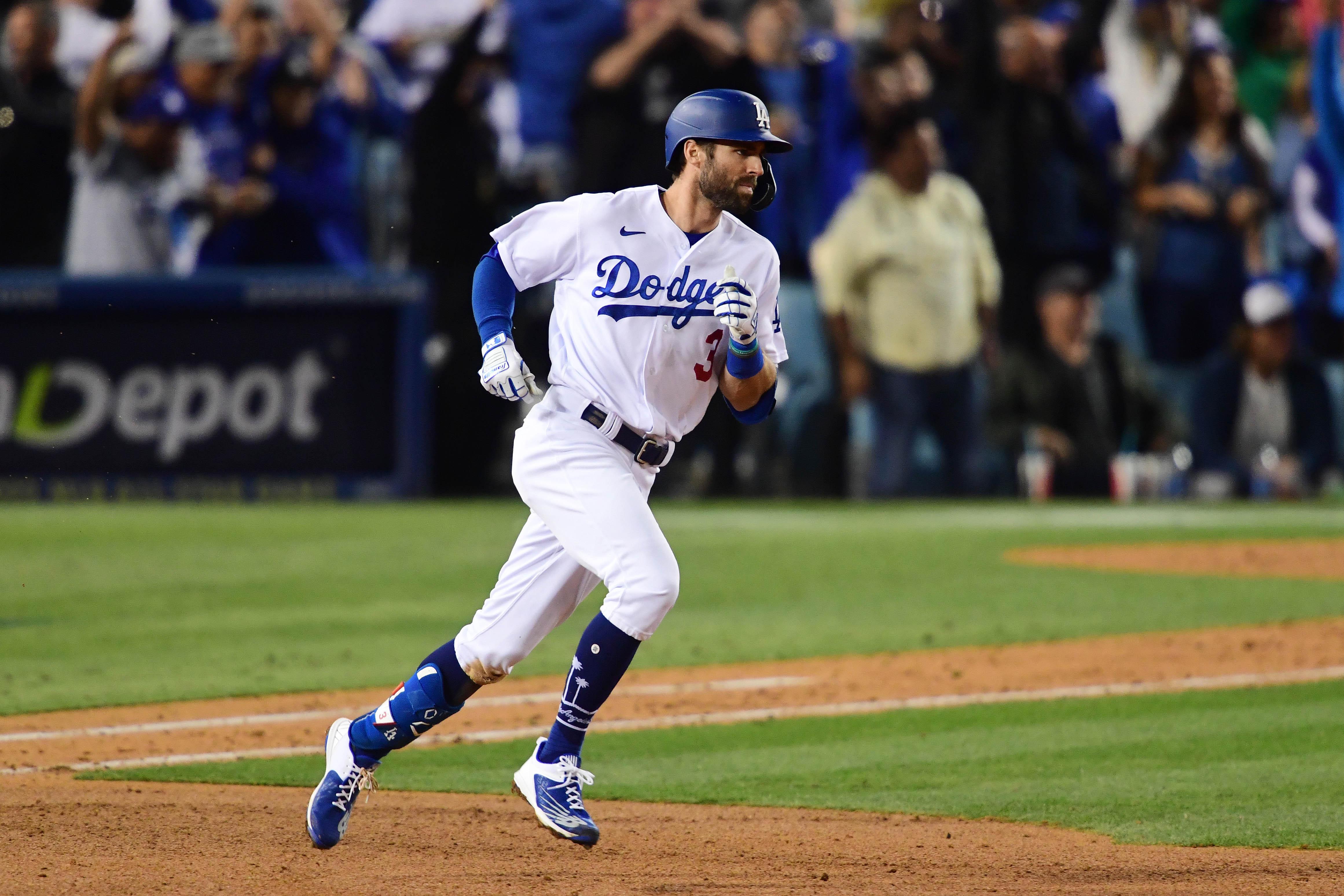 MLB: NLCS-Atlanta Braves at Los Angeles Dodgers
