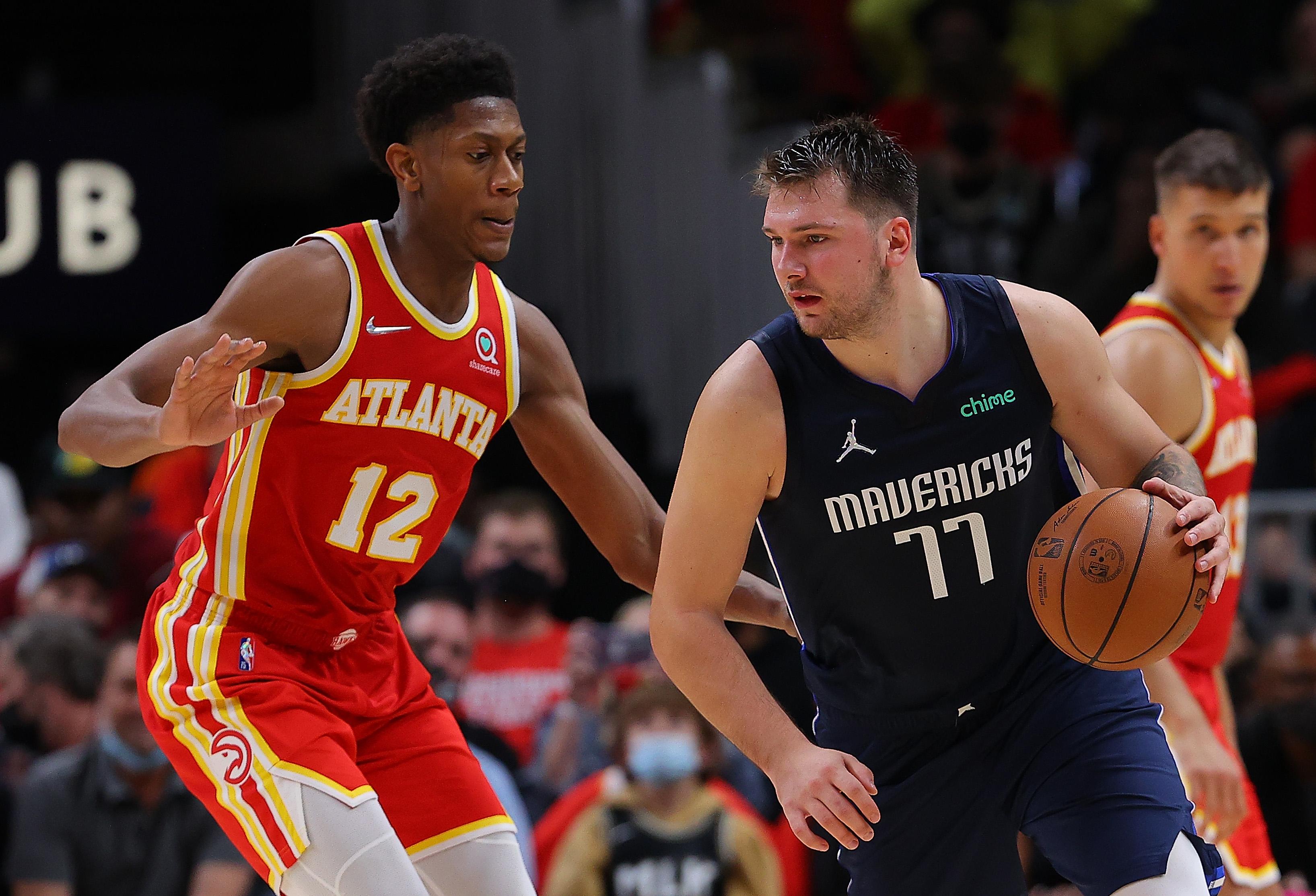 Dallas Mavericks v Atlanta Hawks