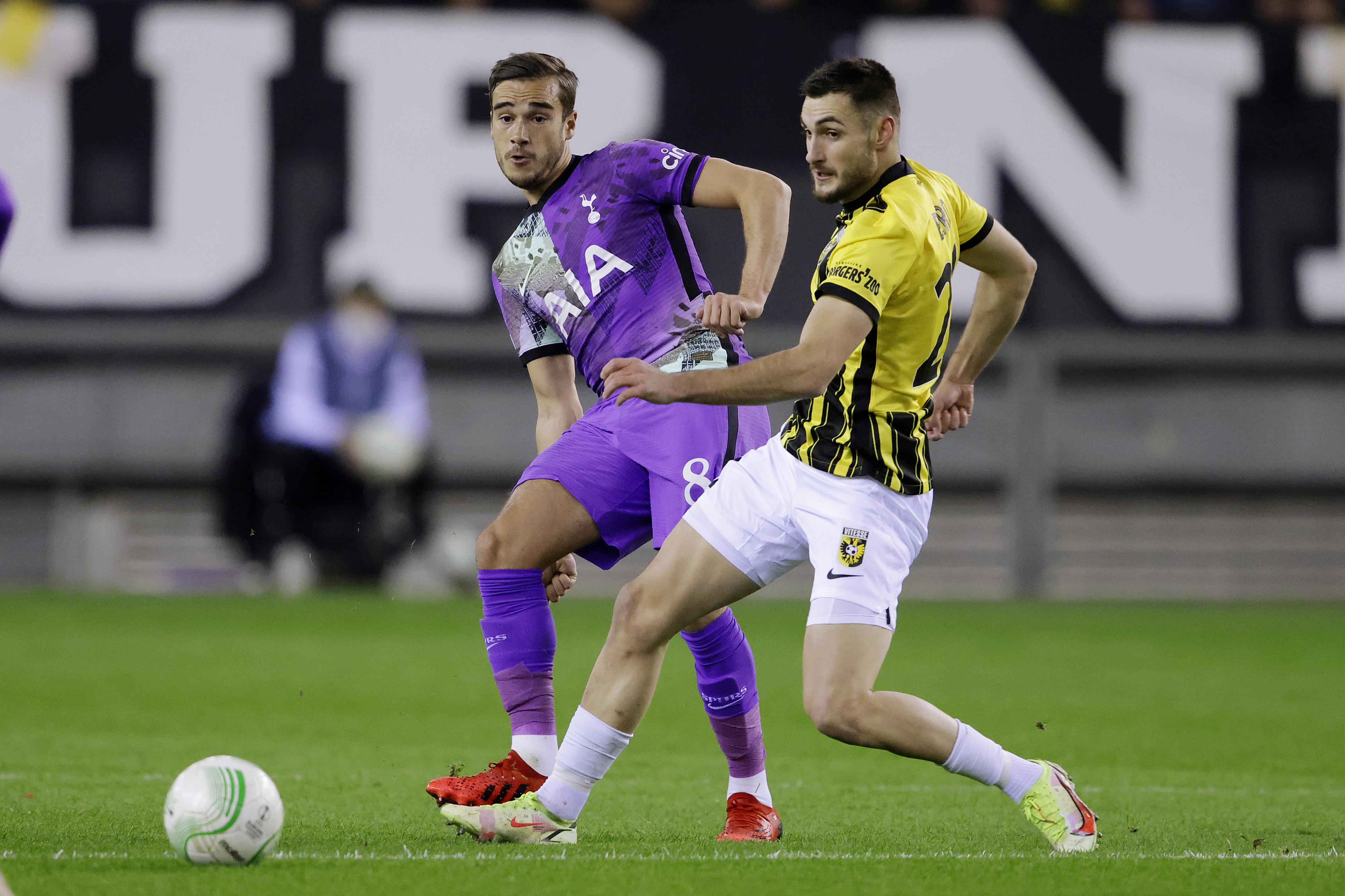Vitesse v Tottenham Hotspur - Conference League