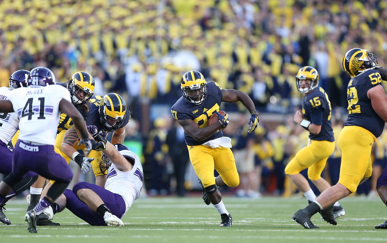 Northwestern v Michigan