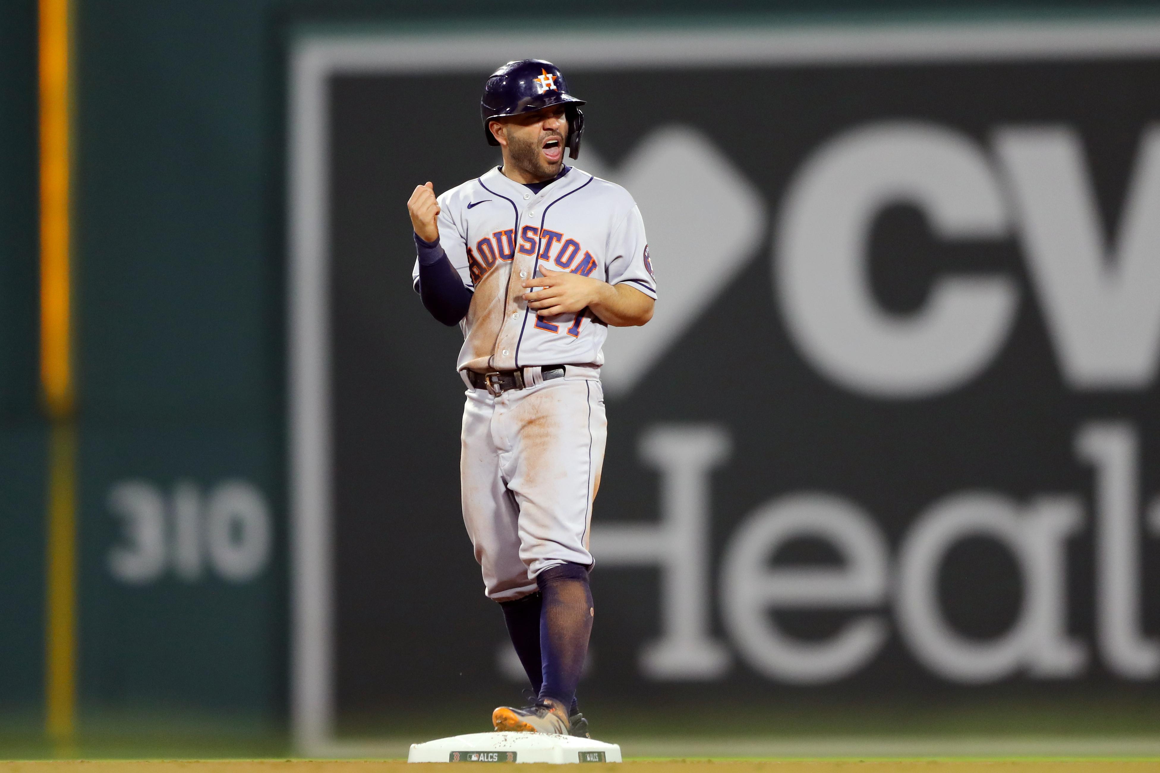 American League Championship Series Game 5: Houston Astros v. Boston Red Sox