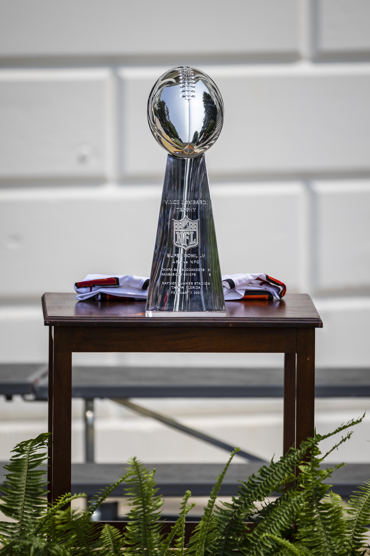 NFL: Super Bowl Champion Tampa Bay Buccaneers-White House Visit