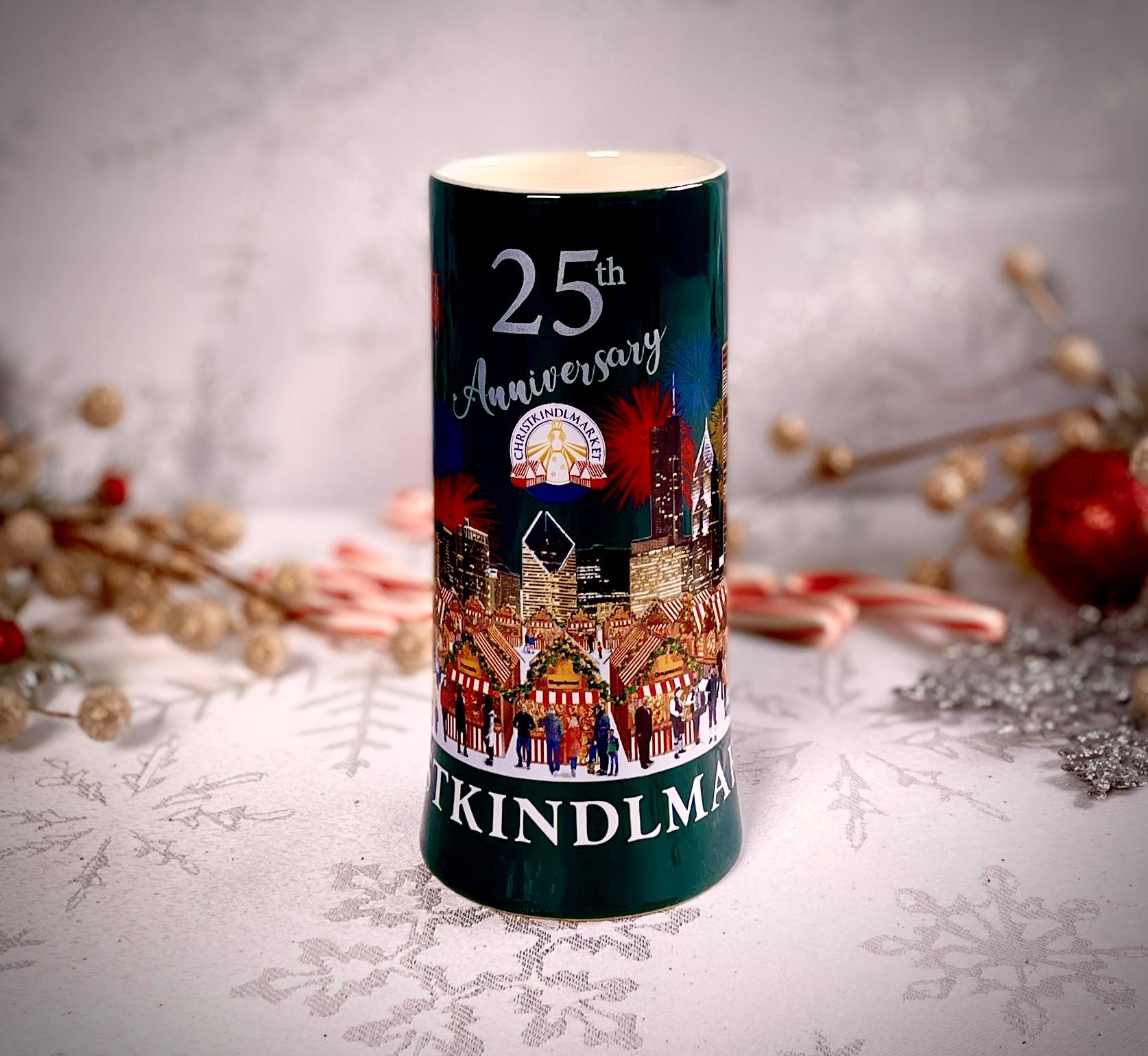 The 2021 Christkindlmarket souvenir mug was revealed Friday.