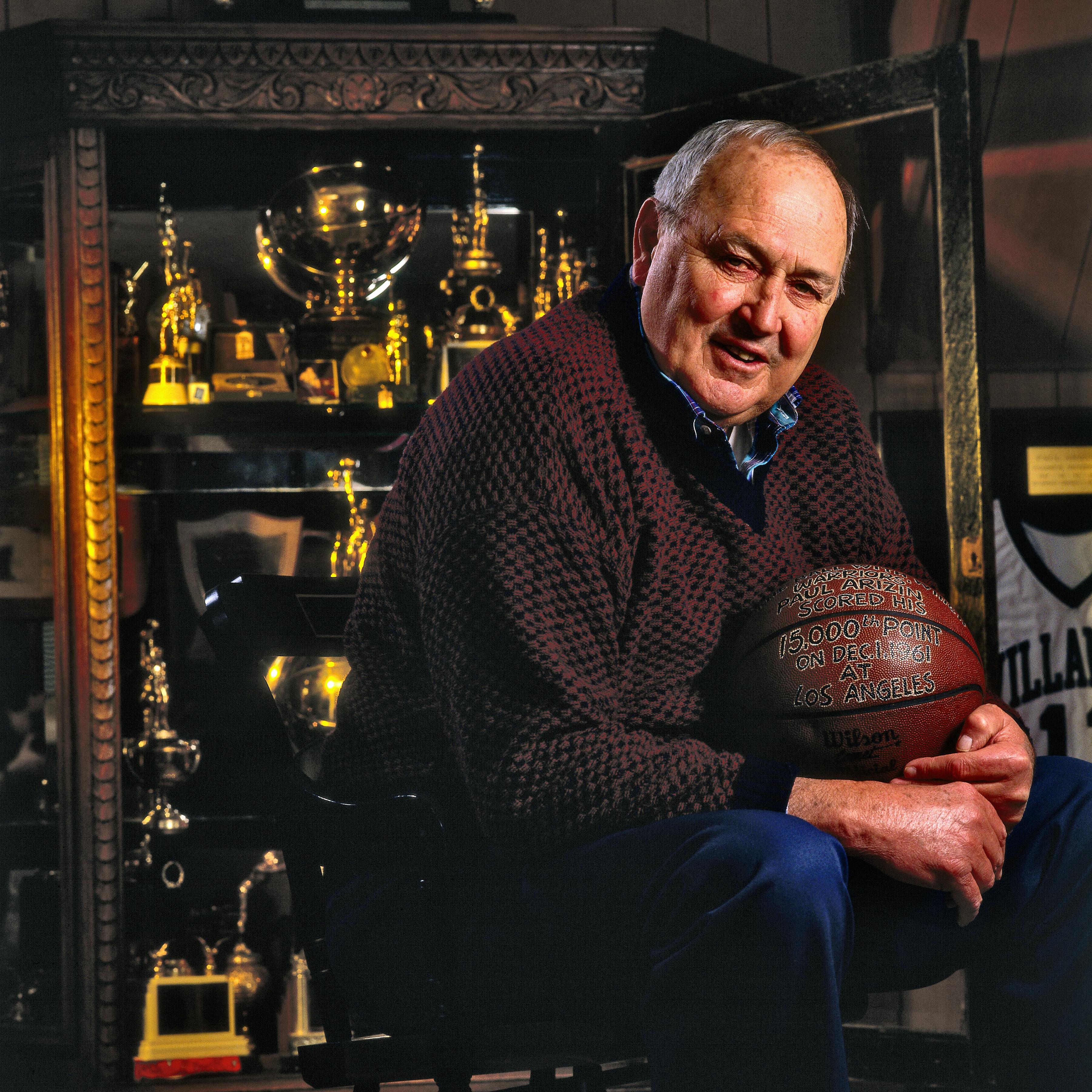 NBA at 50 Portraits