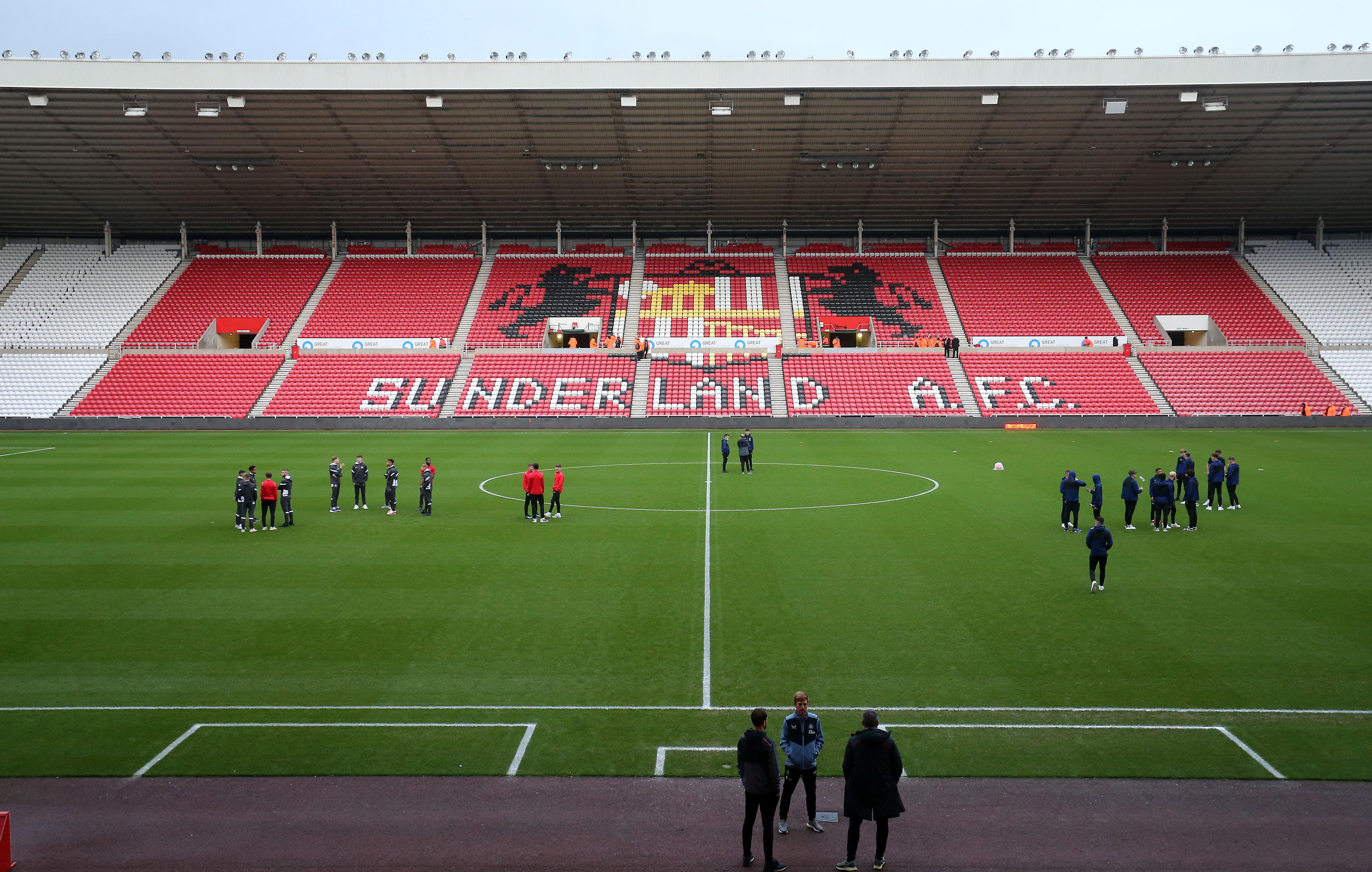 Sunderland v Newcastle United: Premier League 2