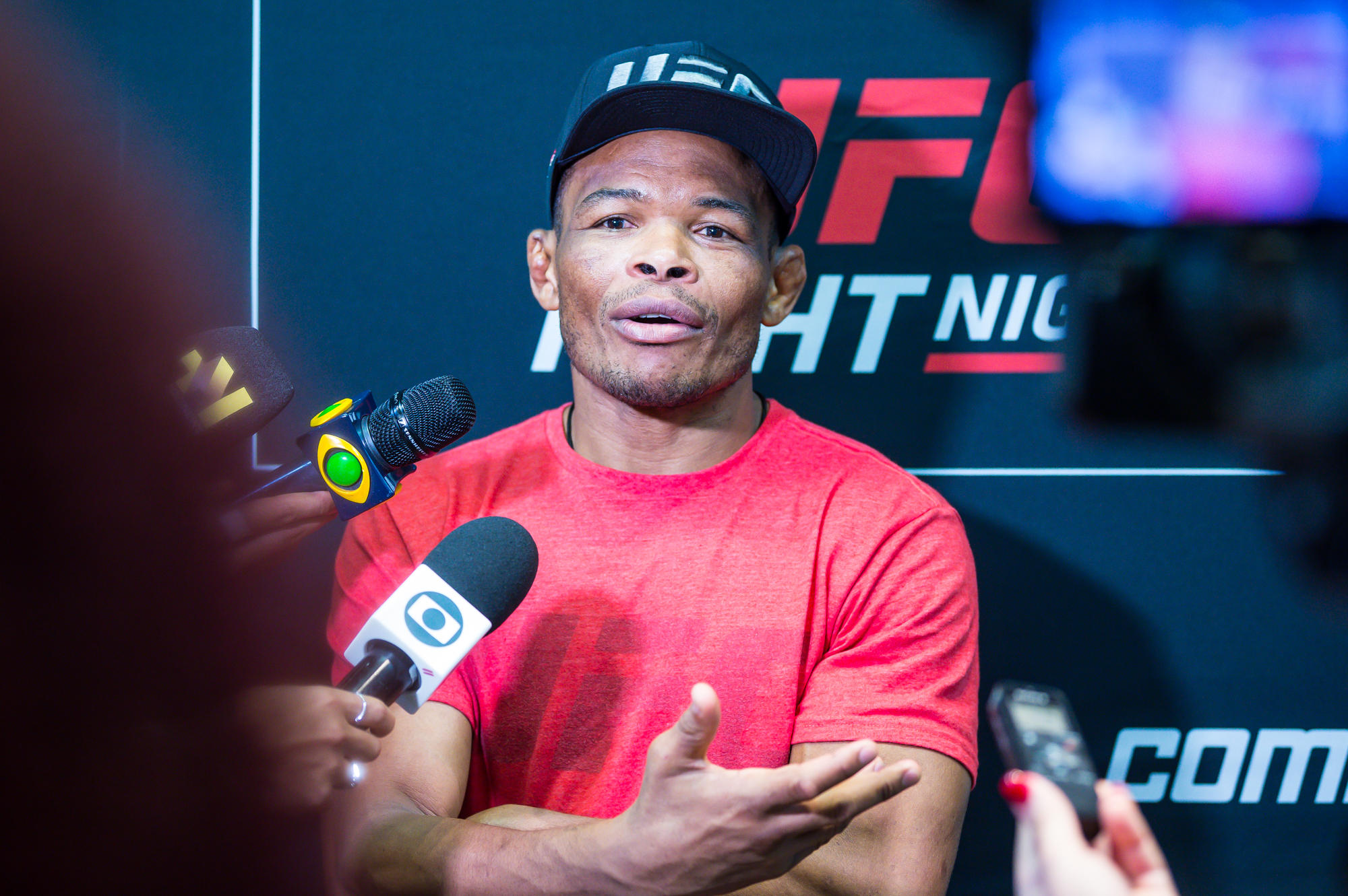 Francisco Trinaldo is set to face Dwight Grant at UFC Vegas 41.