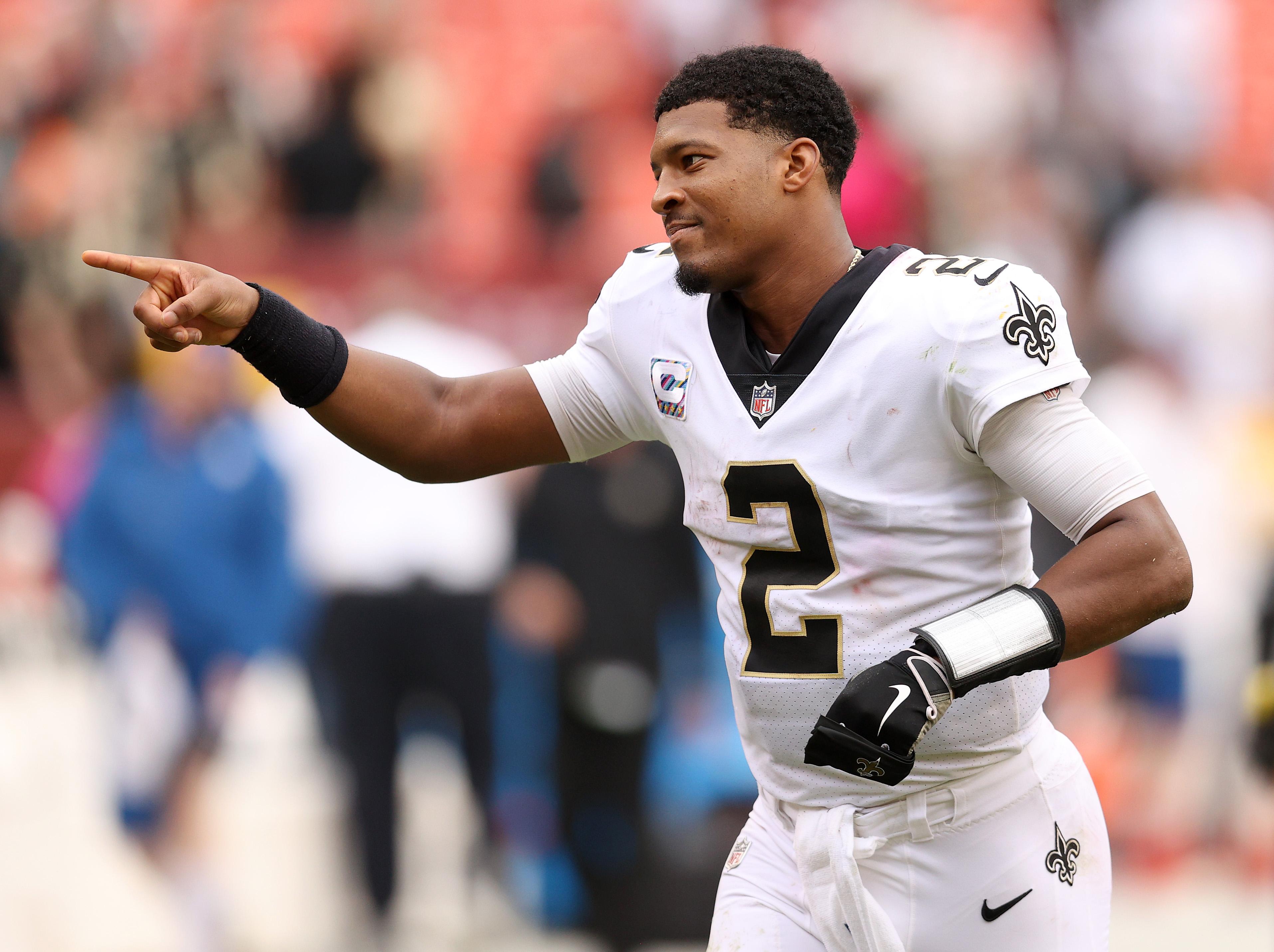 New Orleans Saints v Washington Football Team