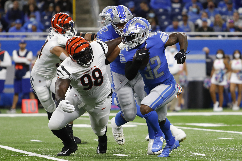 NFL: Cincinnati Bengals at Detroit Lions