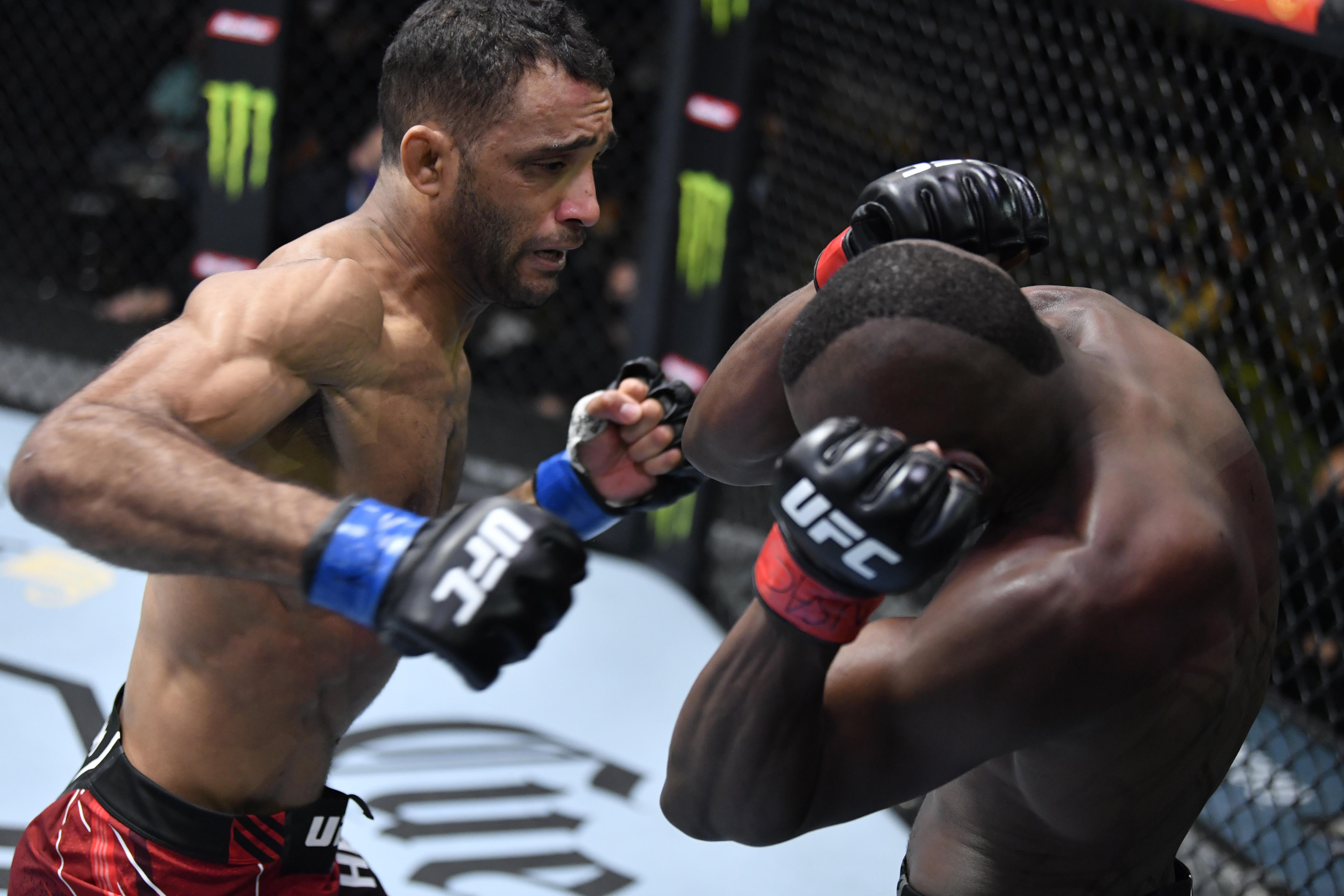 UFC Fight Night: Worthy v Herbert
