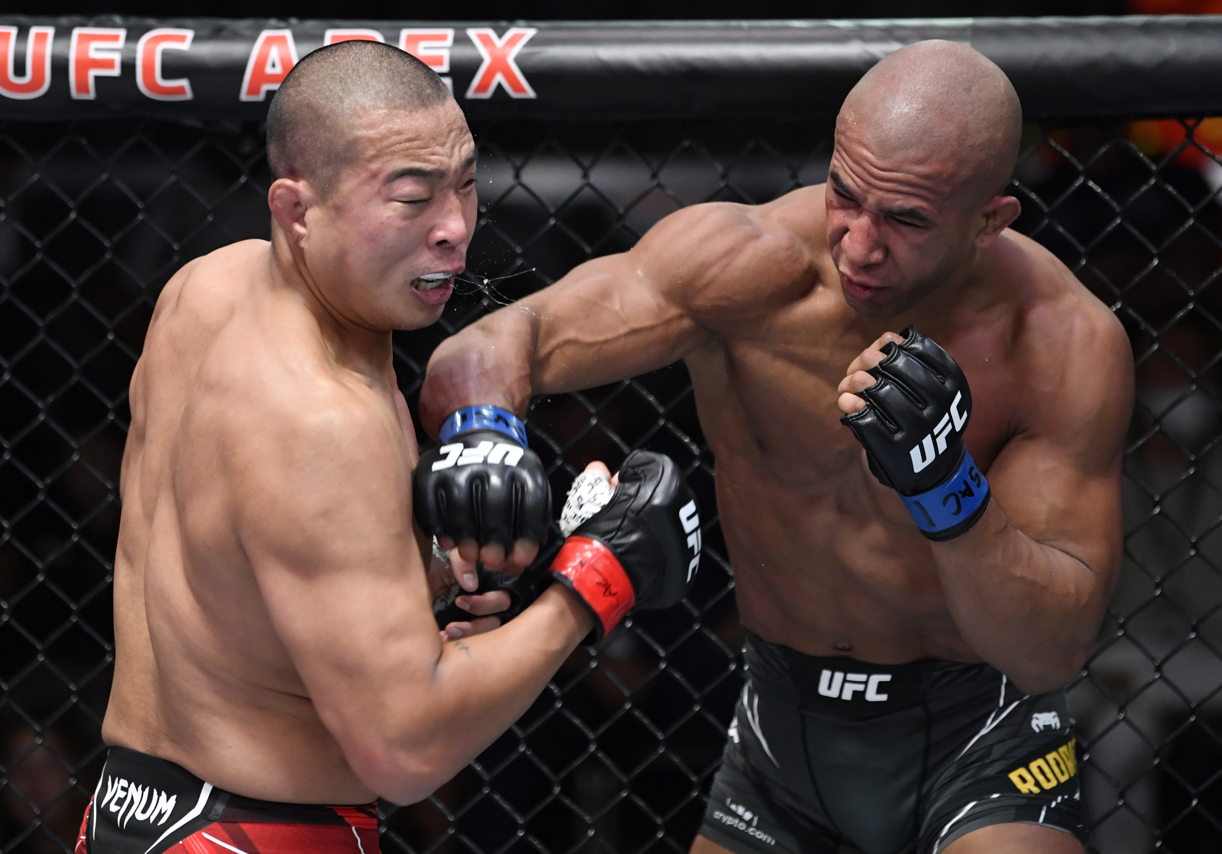 UFC Fight Night: Park v Rodrigues