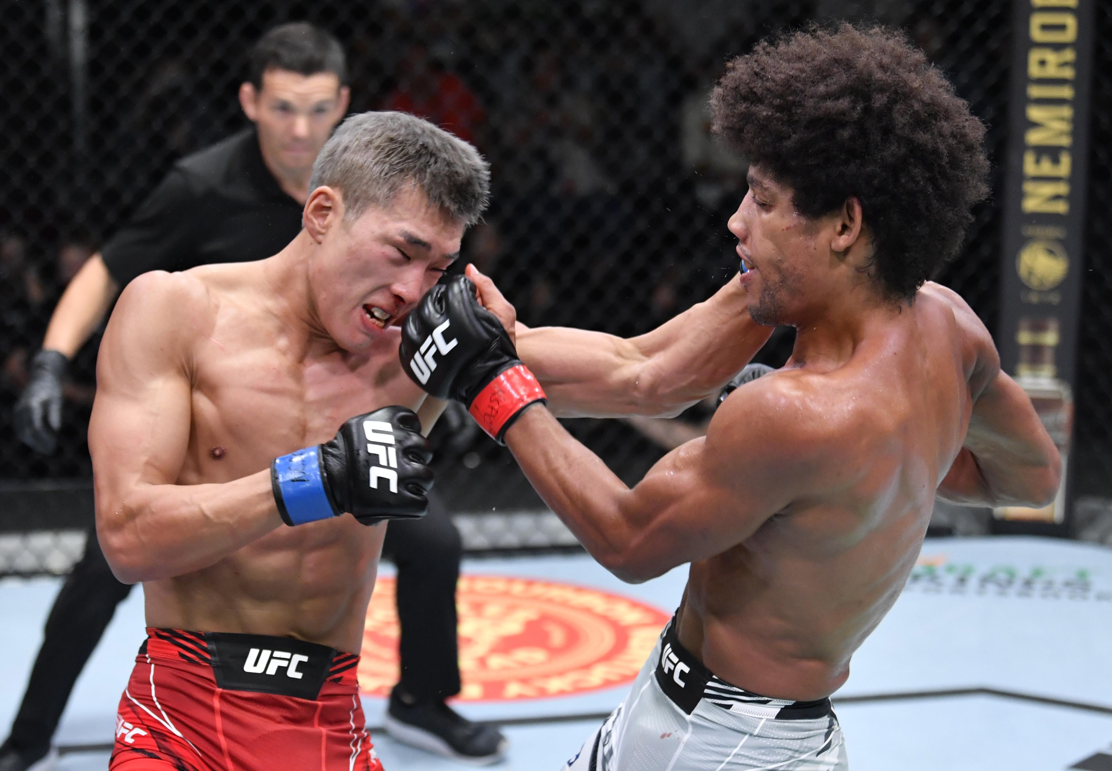UFC Fight Night: Caceres v Choi