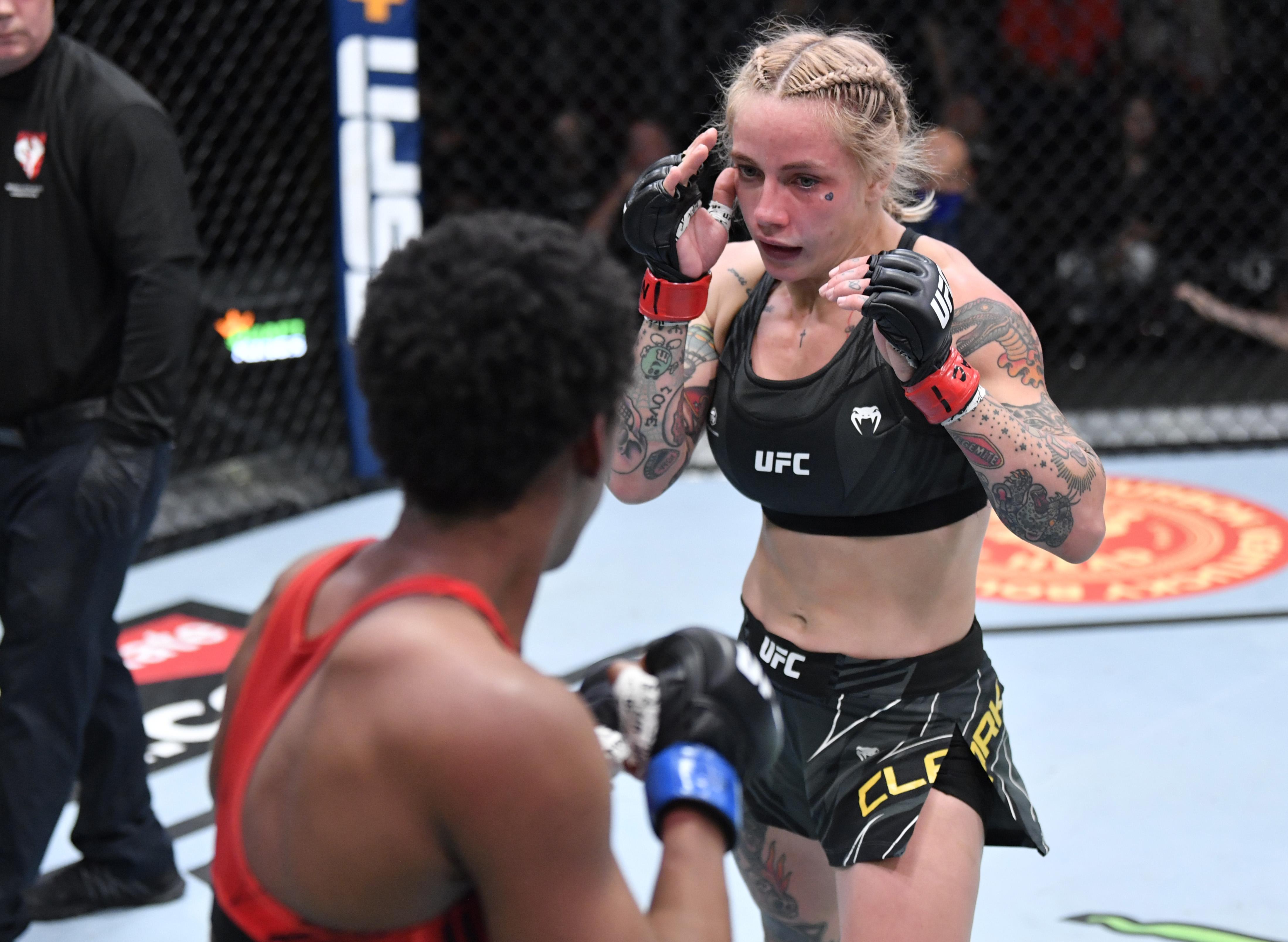 UFC Fight Night: Clark v Edwards