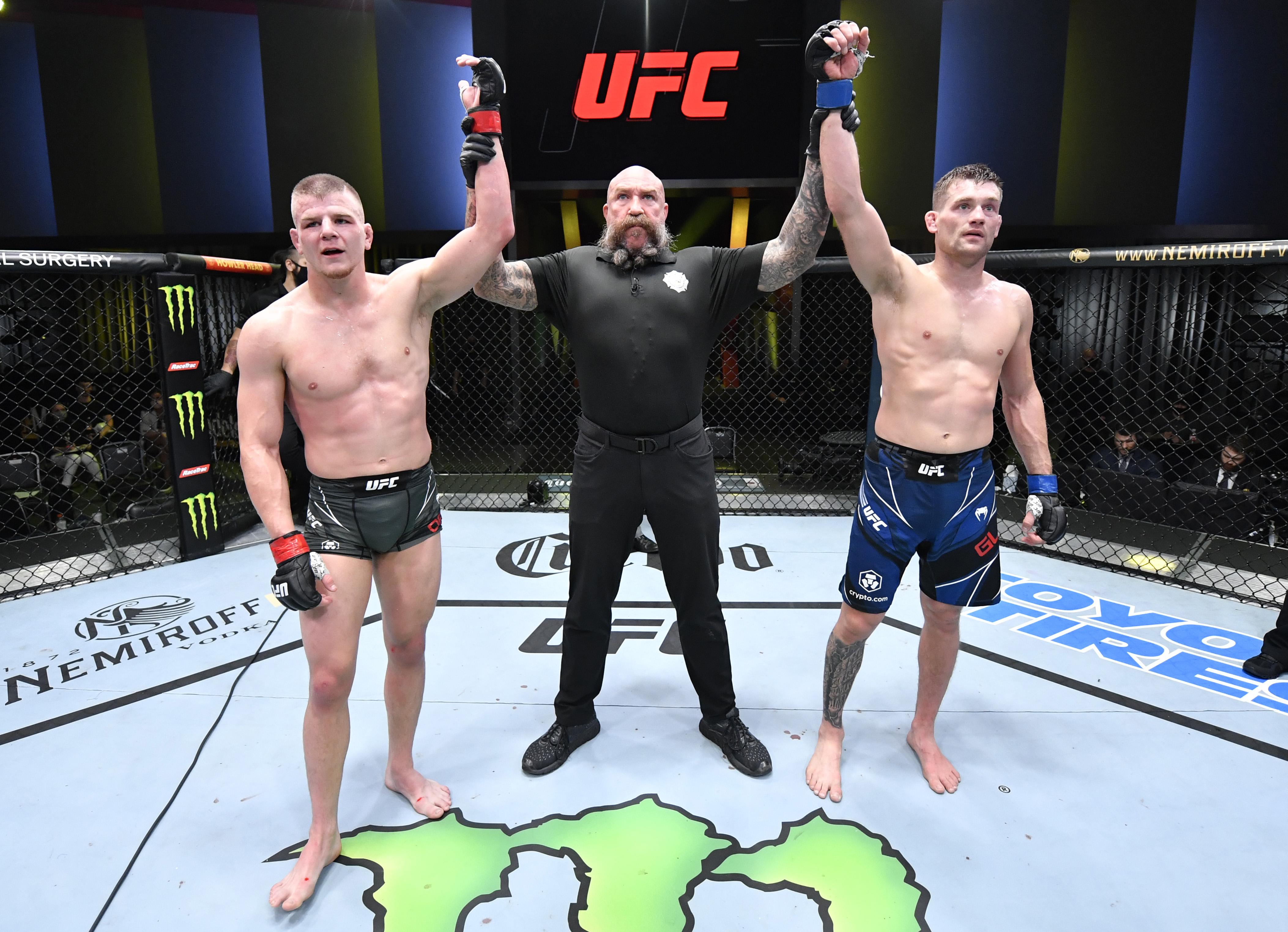 UFC Fight Night: Dawson v Glenn