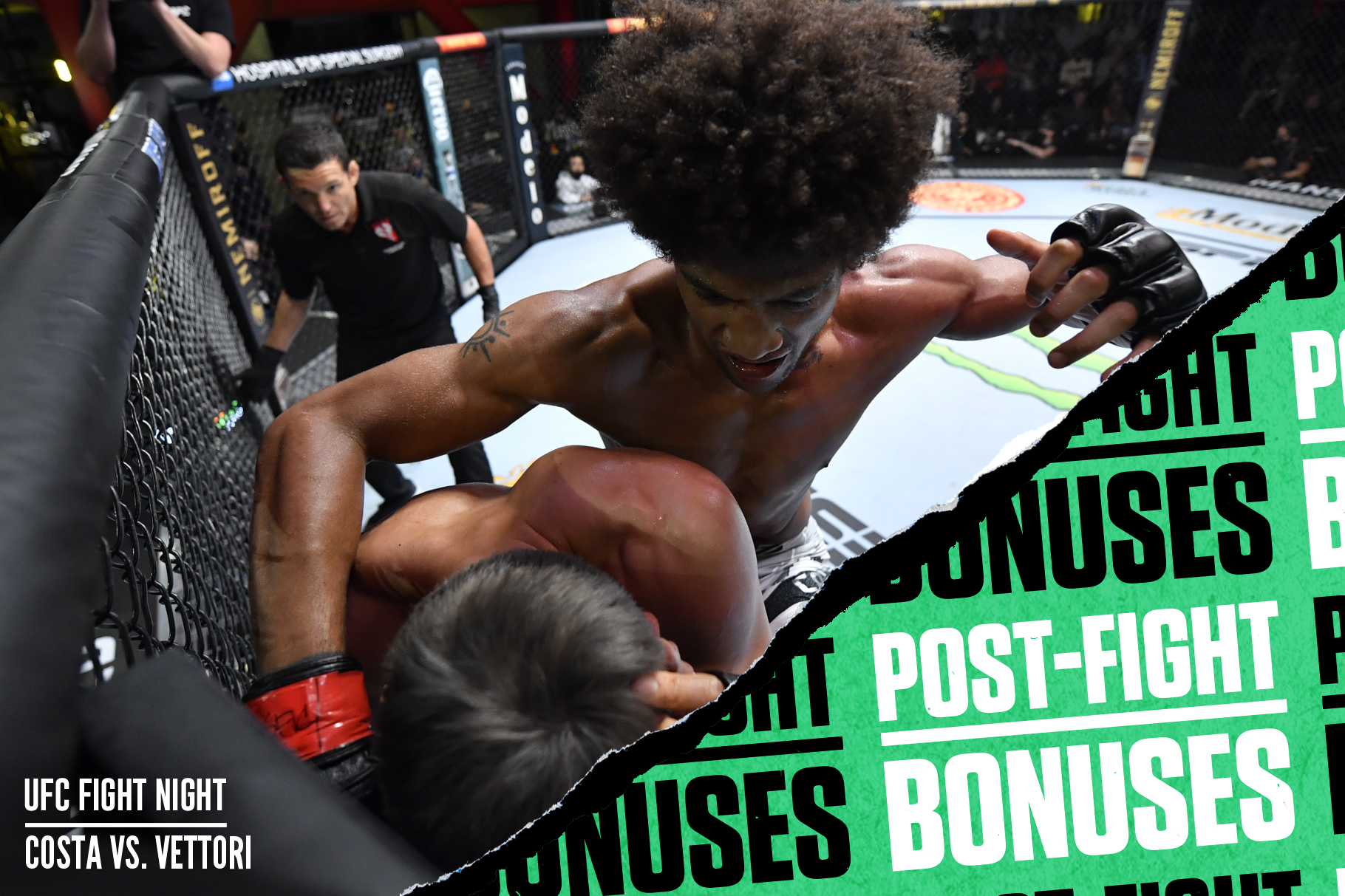 Alex Caceres came back from a near-finish to submit SeungWoo Choi at UFC Vegas 41.