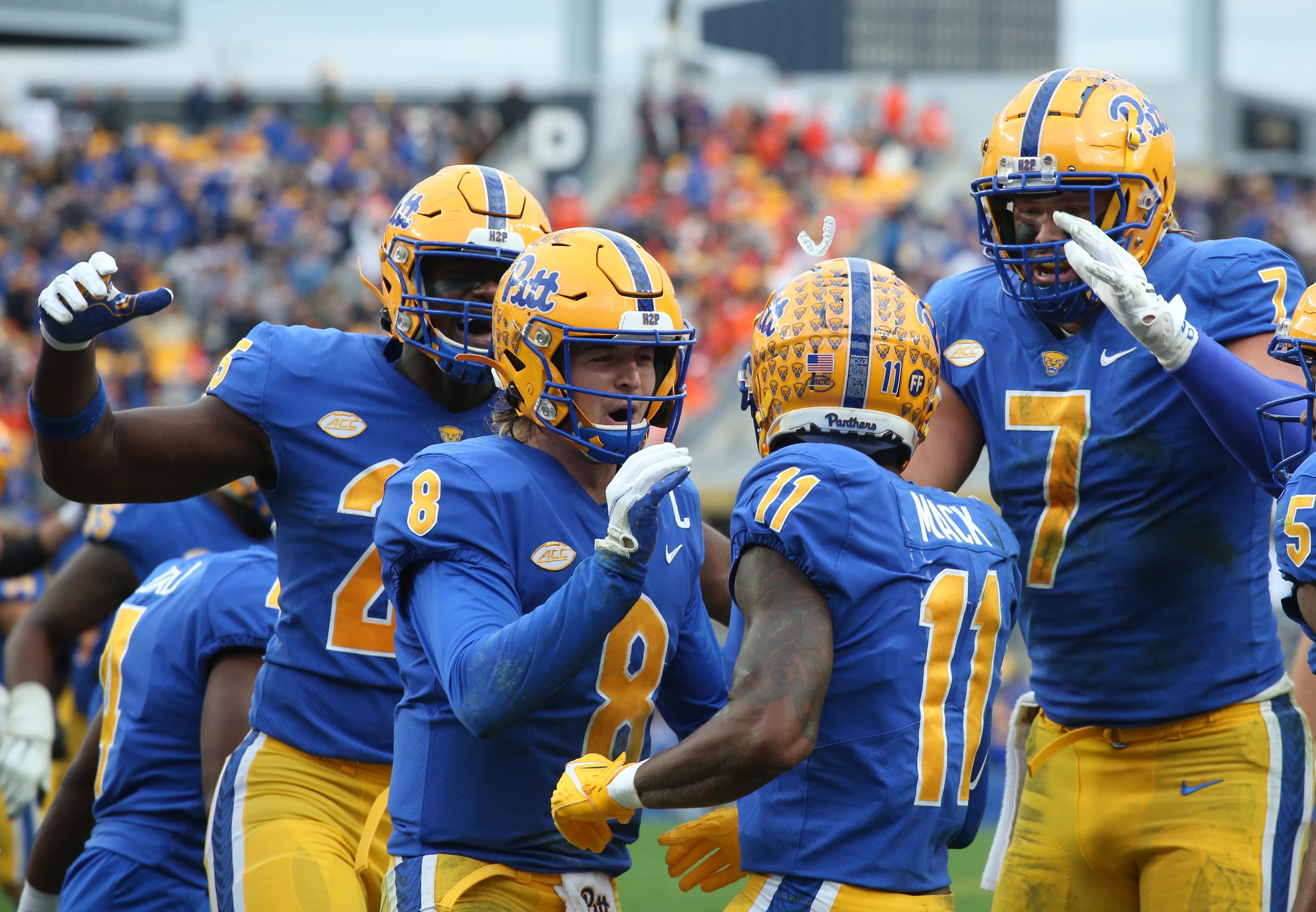 NCAA Football: Clemson at Pittsburgh