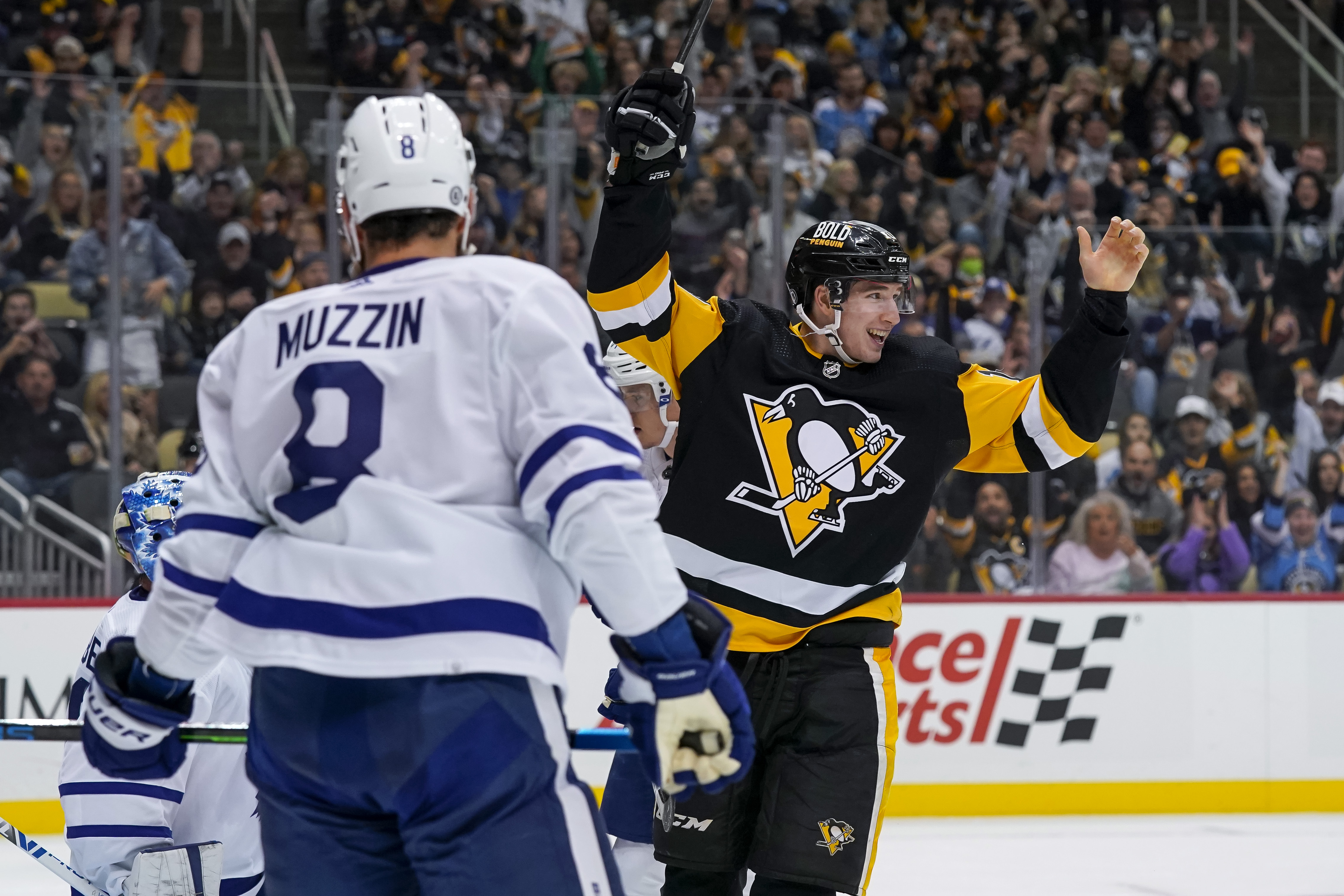 NHL: OCT 23 Maple Leafs at Penguins