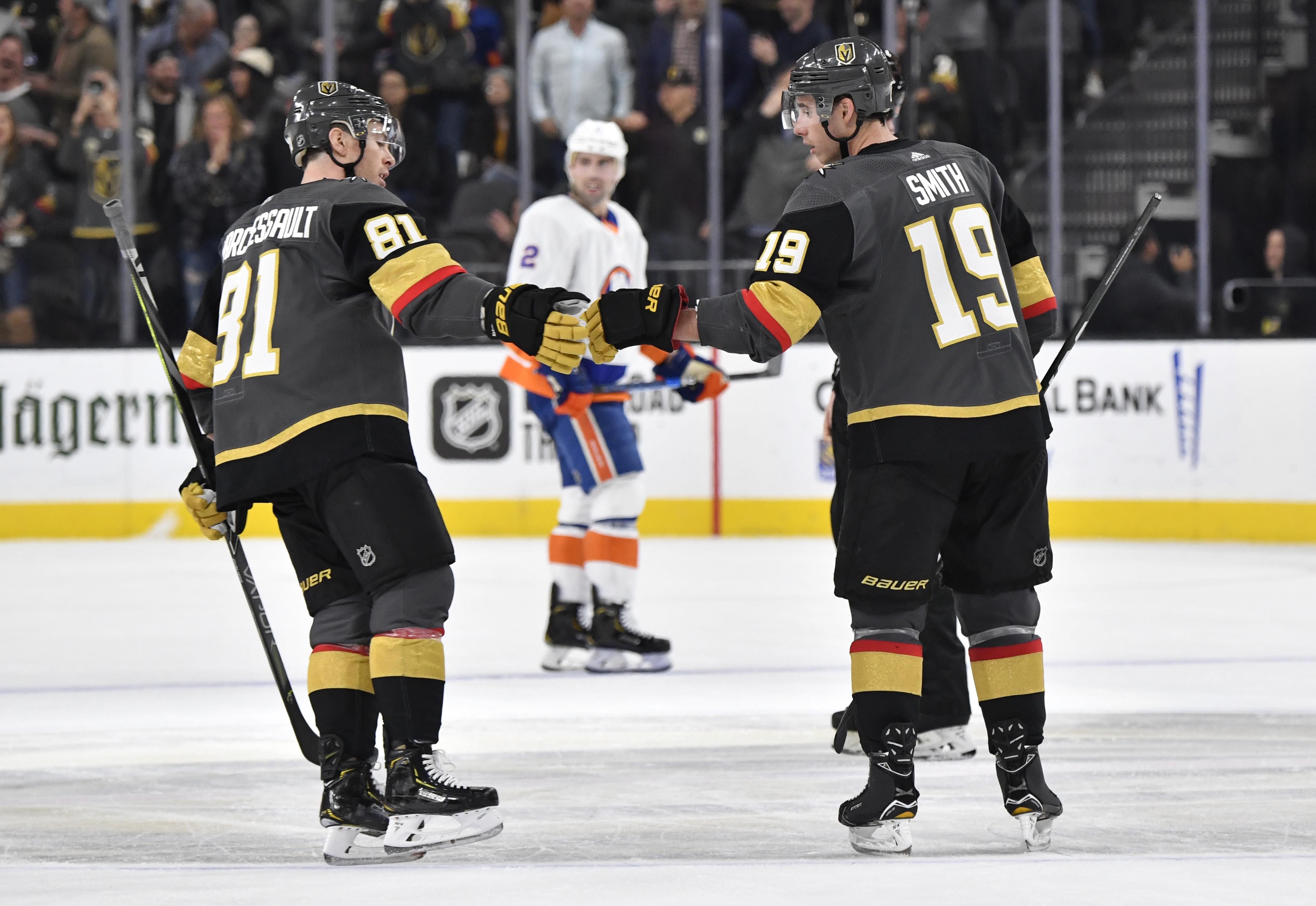 New York Islanders v Vegas Golden Knights