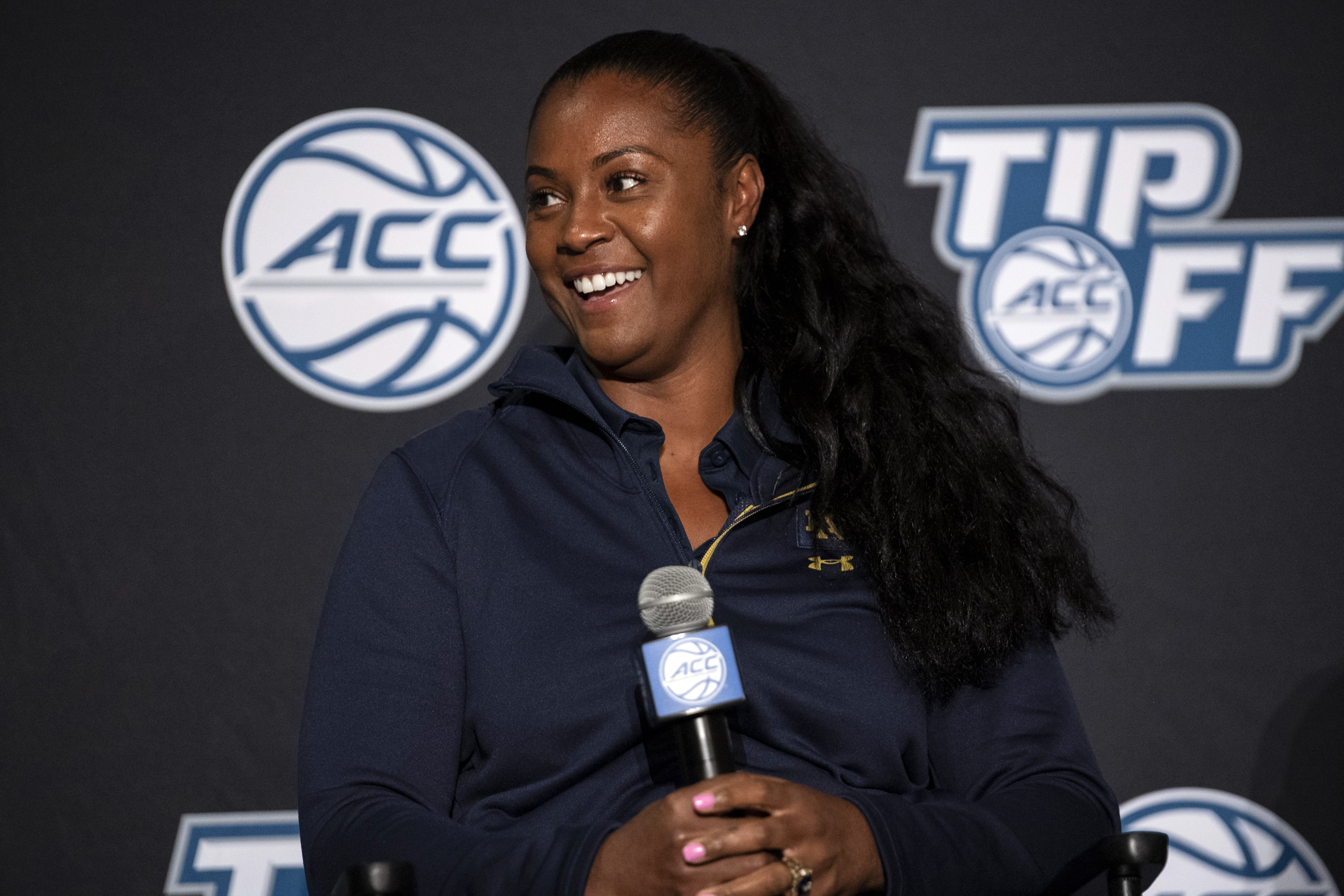 Coach Niele Ivey would like nothing better than to put the Fighting Irish back into the NCAA Tournament.
