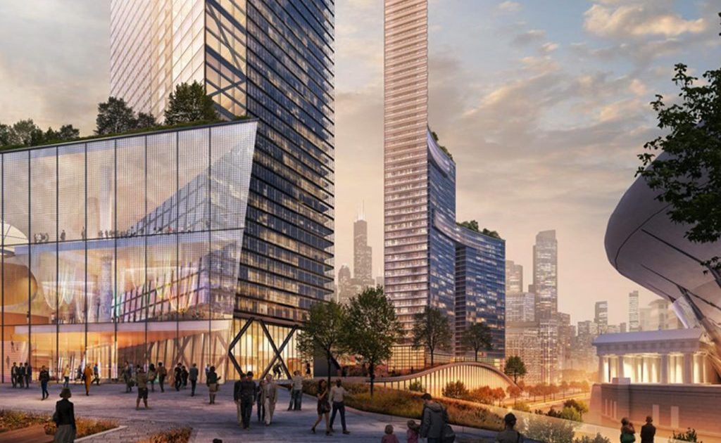 One Central development proposal