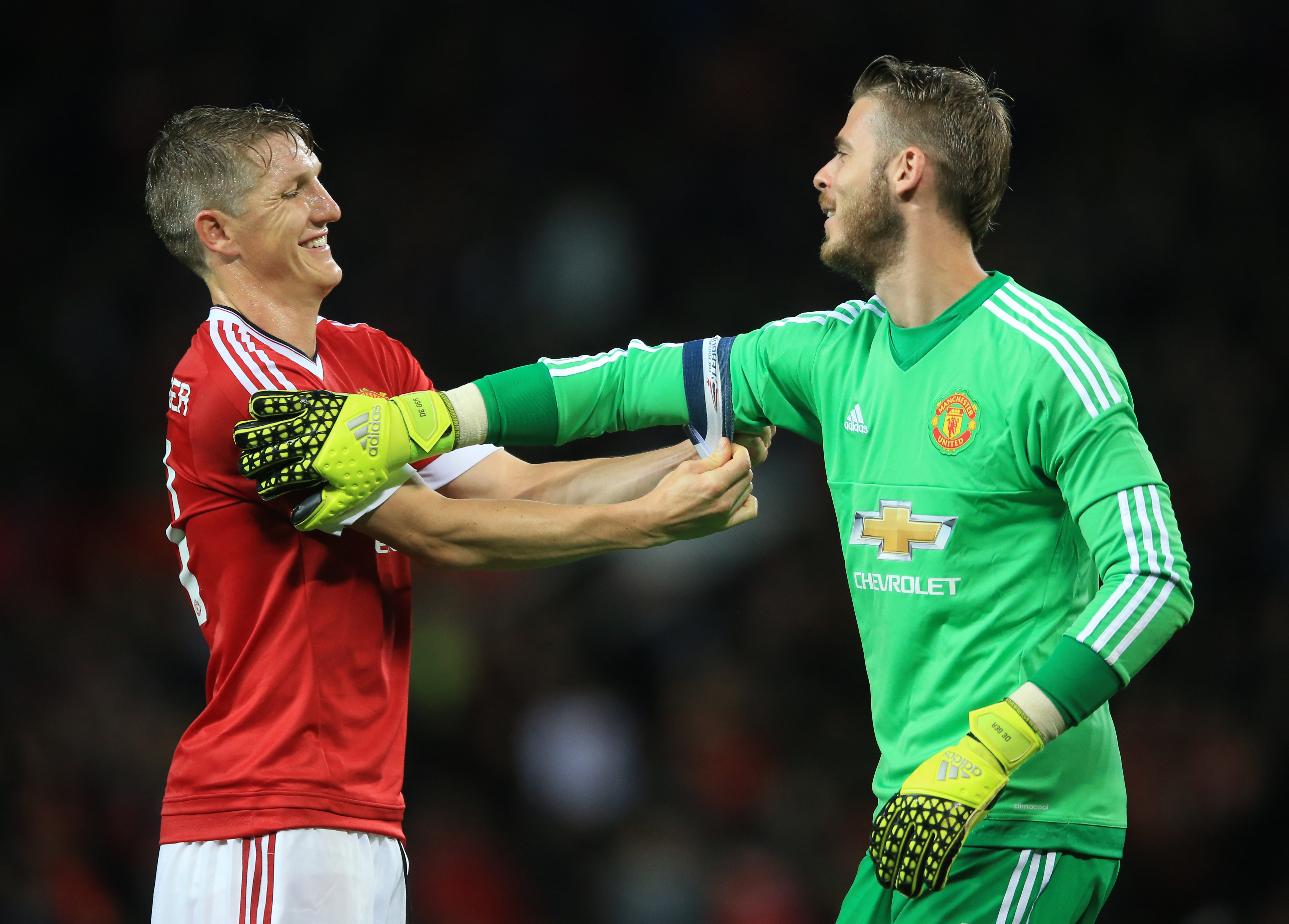 Soccer - Capital One Cup - Third Round - Manchester United v Ipswich Town - Old Trafford