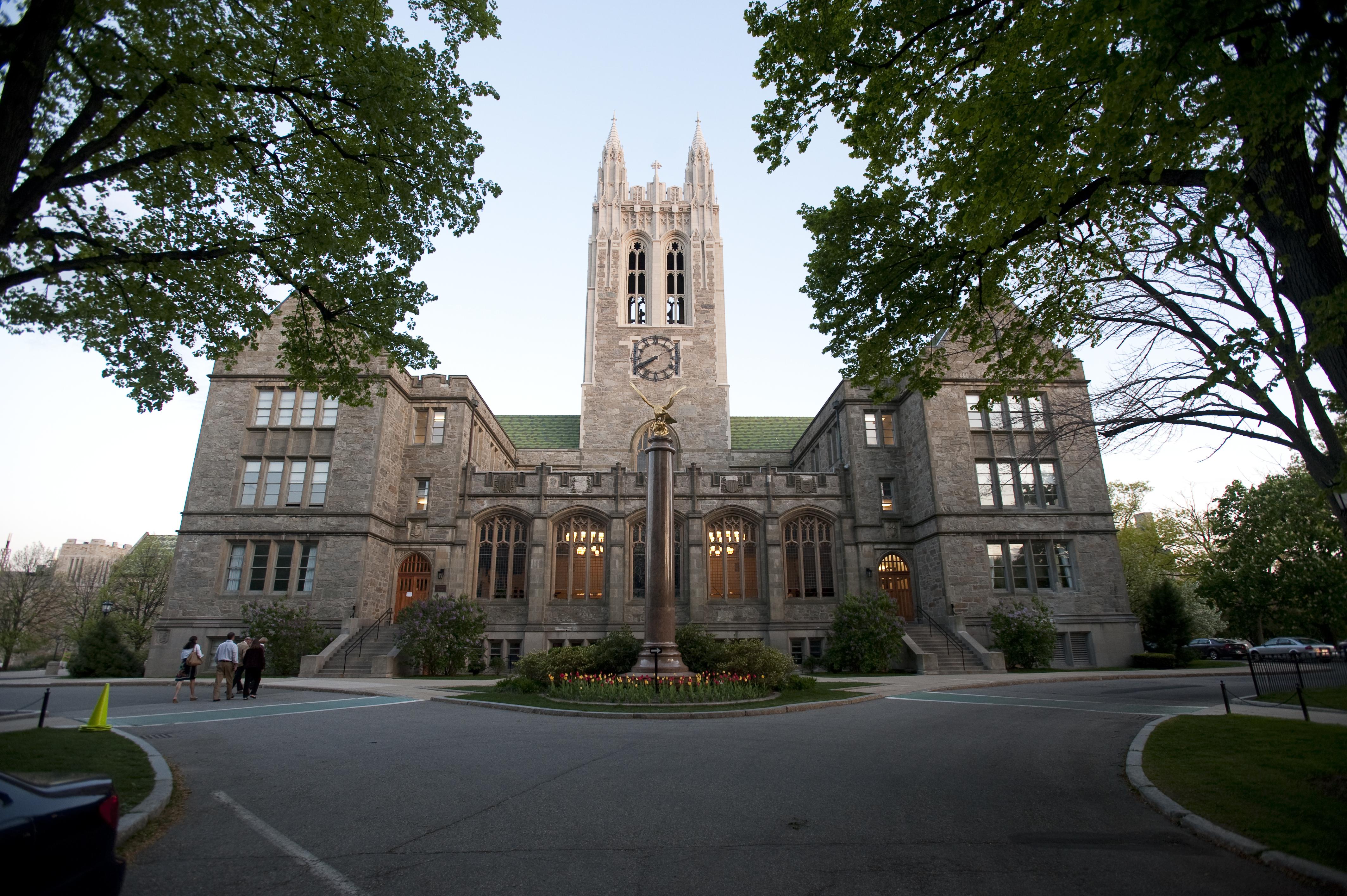 USA - Education - Boston College