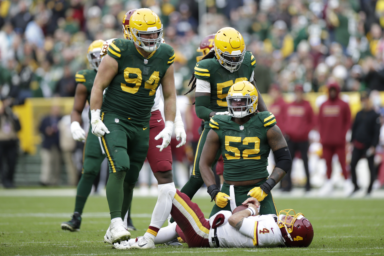 Washington Football Team v Green Bay Packers