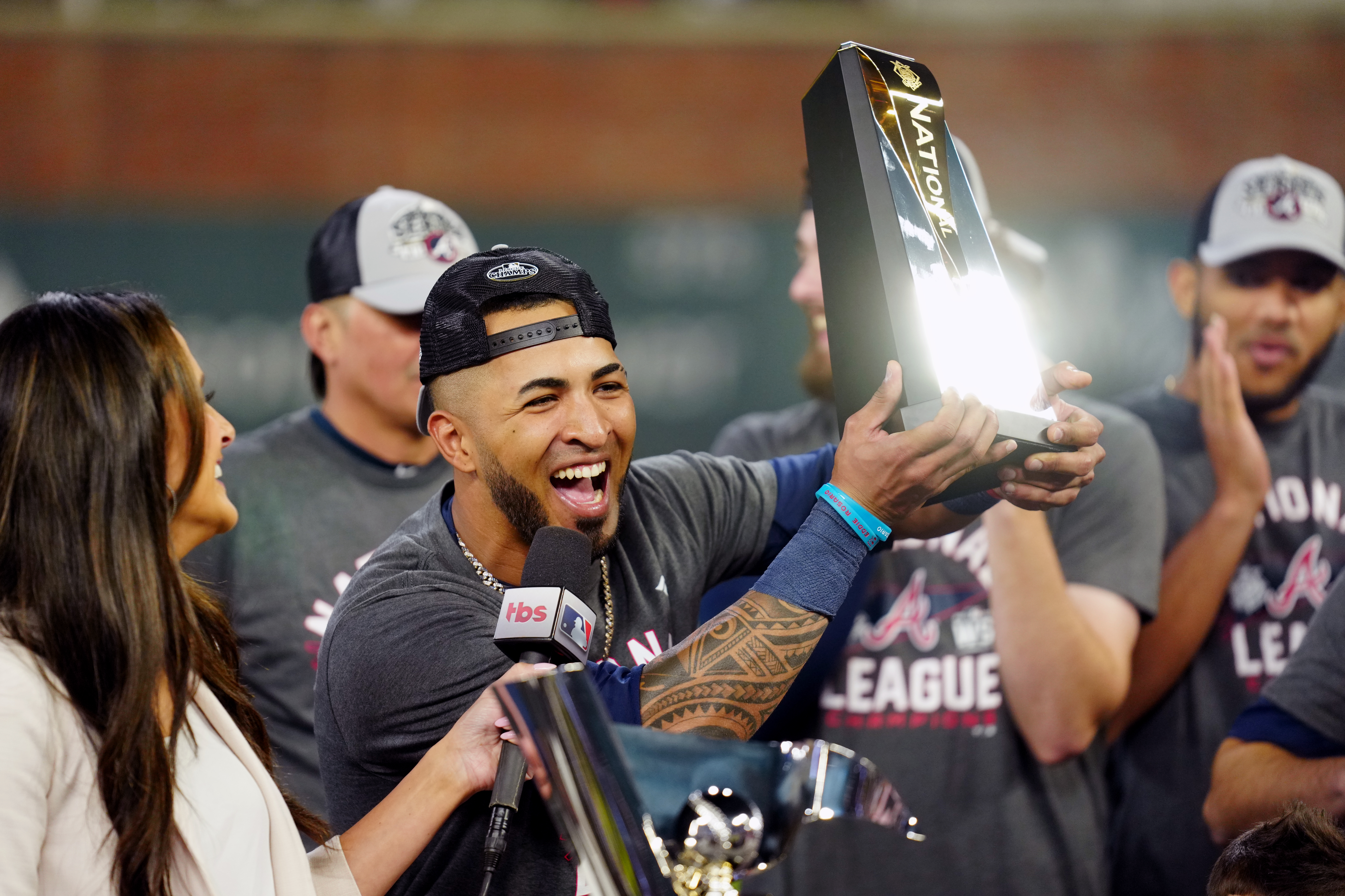 National League Championship Series Game 6: Los Angeles Dodgers v. Atlanta Braves