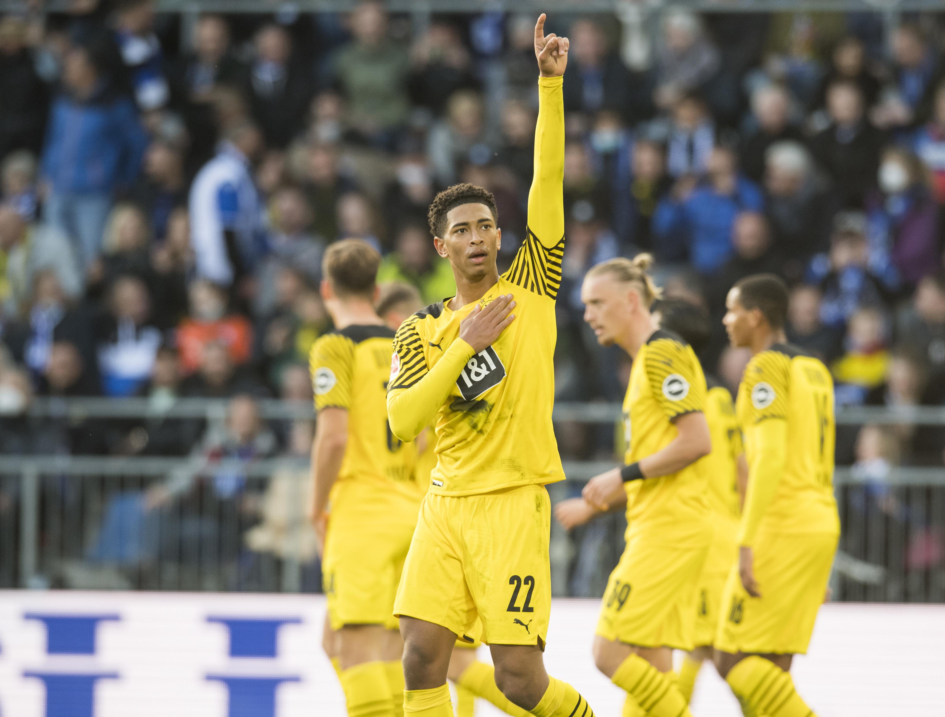 DSC Arminia Bielefeld v Borussia Dortmund - Bundesliga