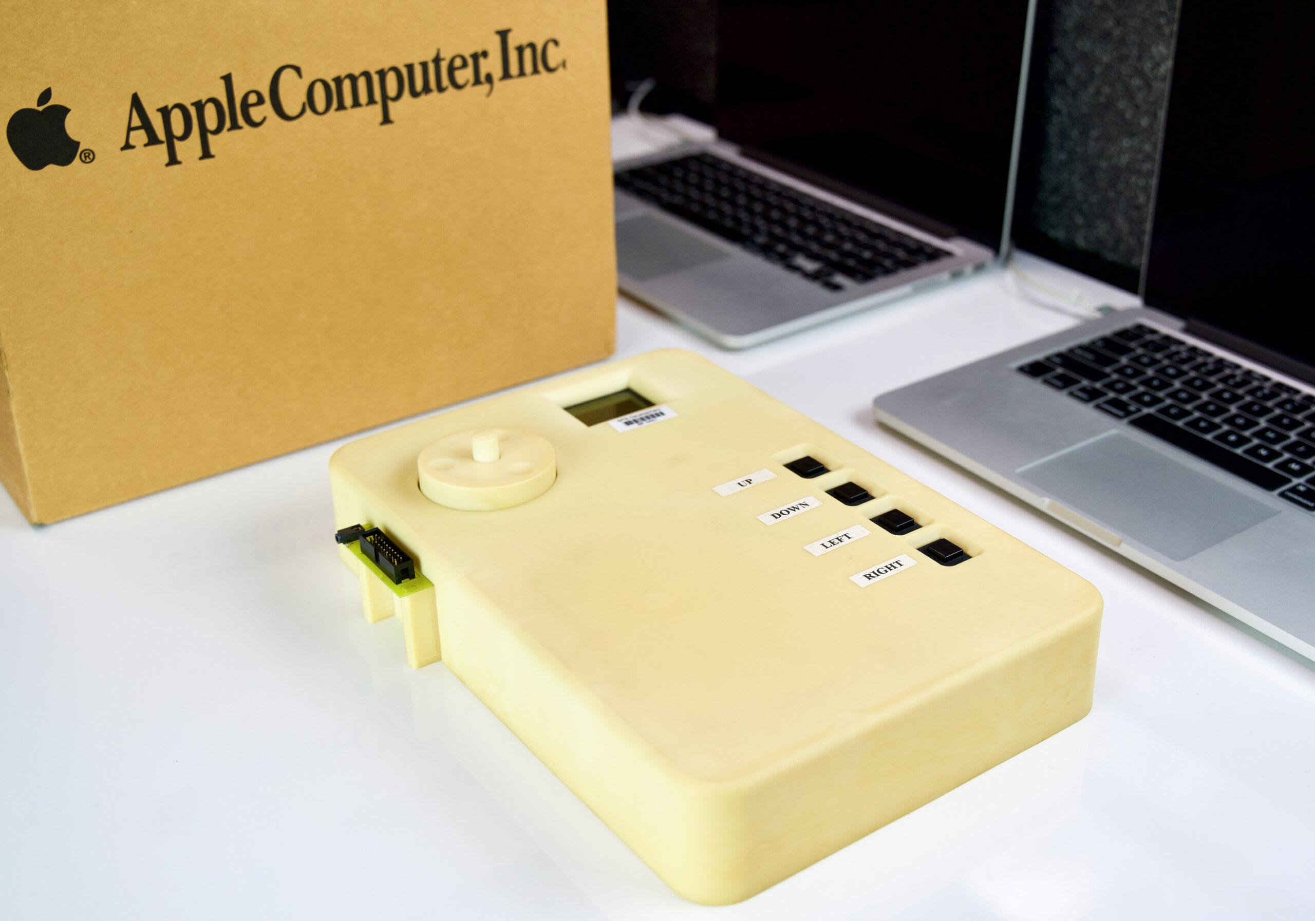 The original iPod prototype
