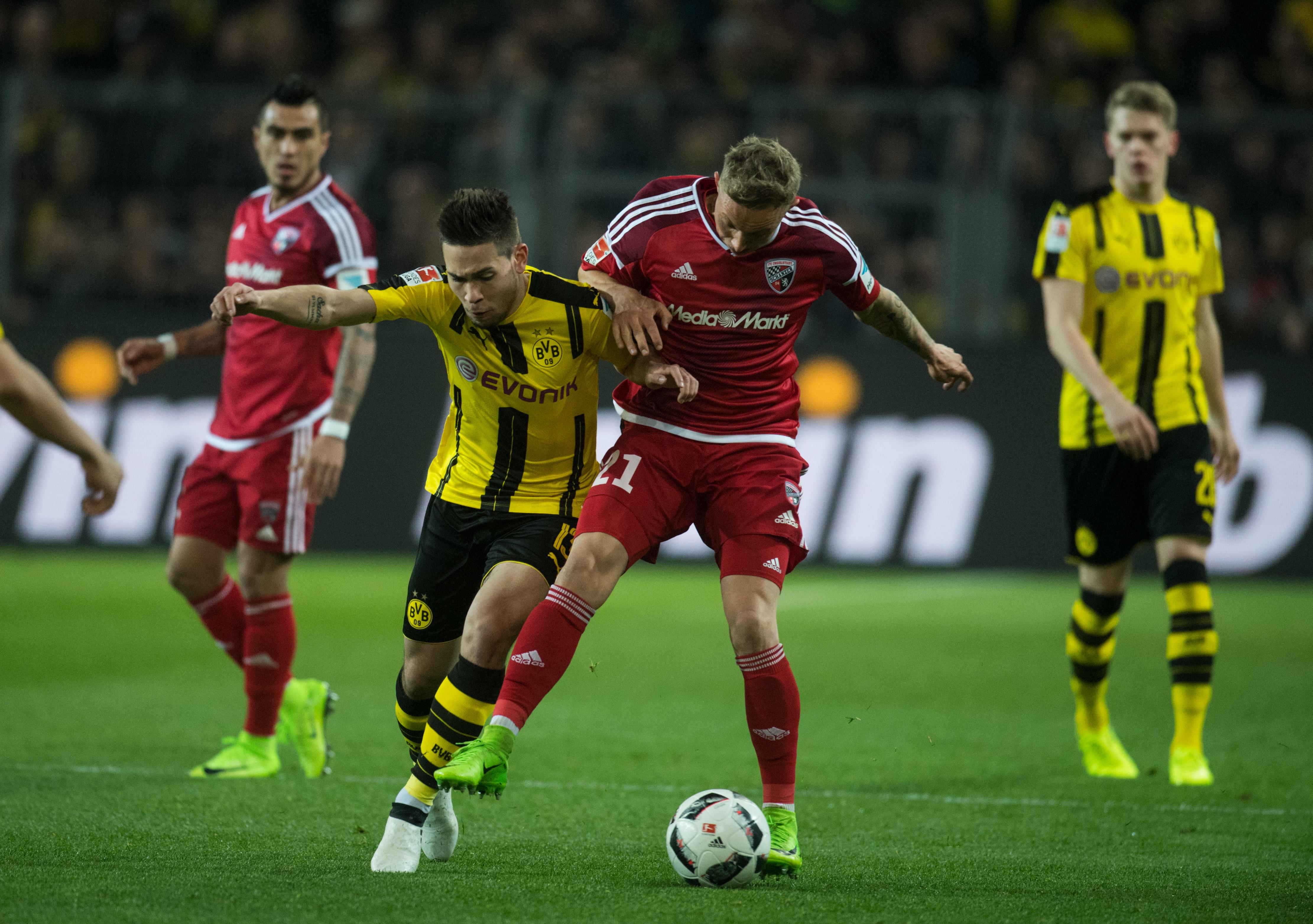 Borussia Dortmund vs. FC Ingolstadt 04