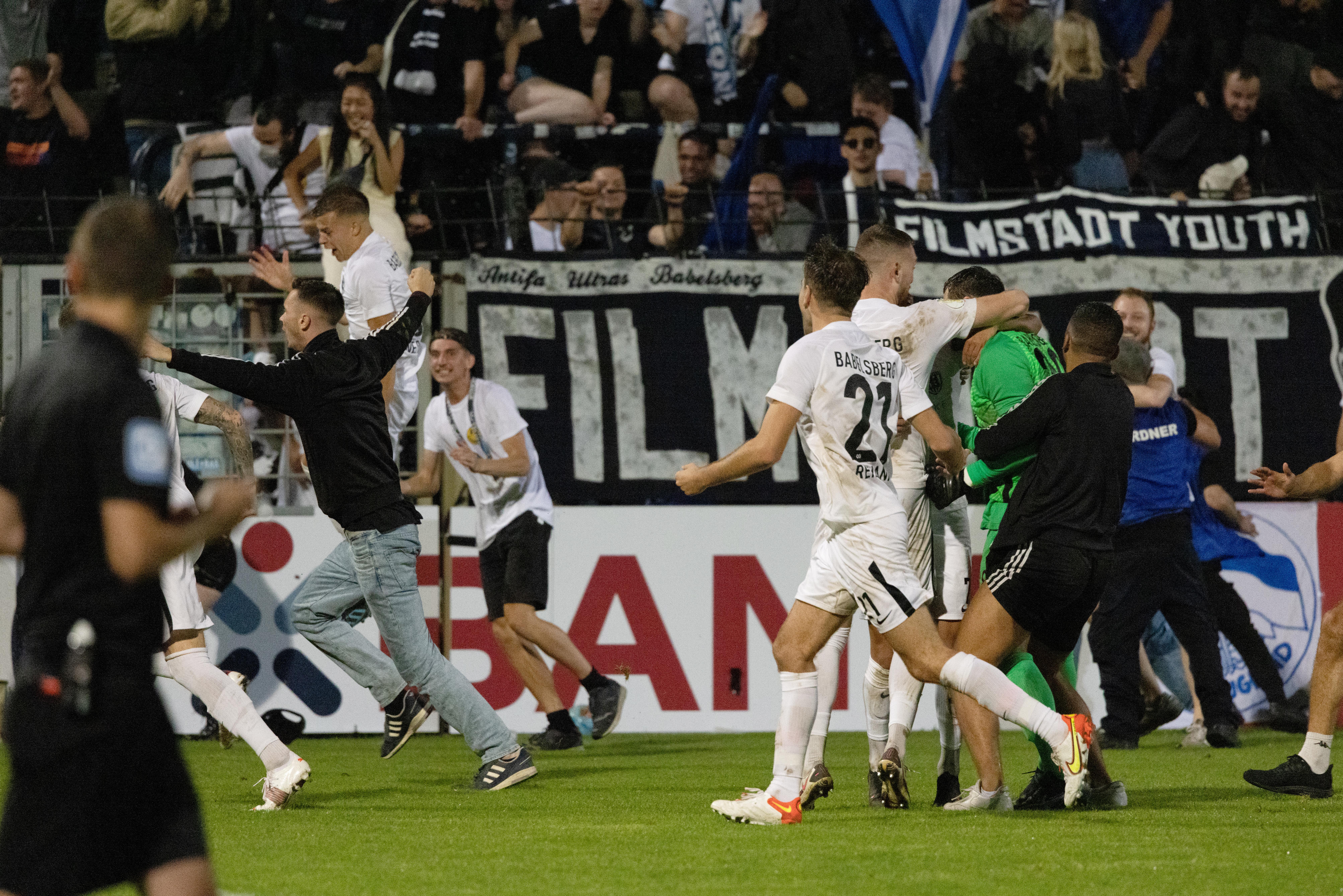 SV Babelsberg 03 v SpVgg Greuther Fürth - DFB Cup: First Round