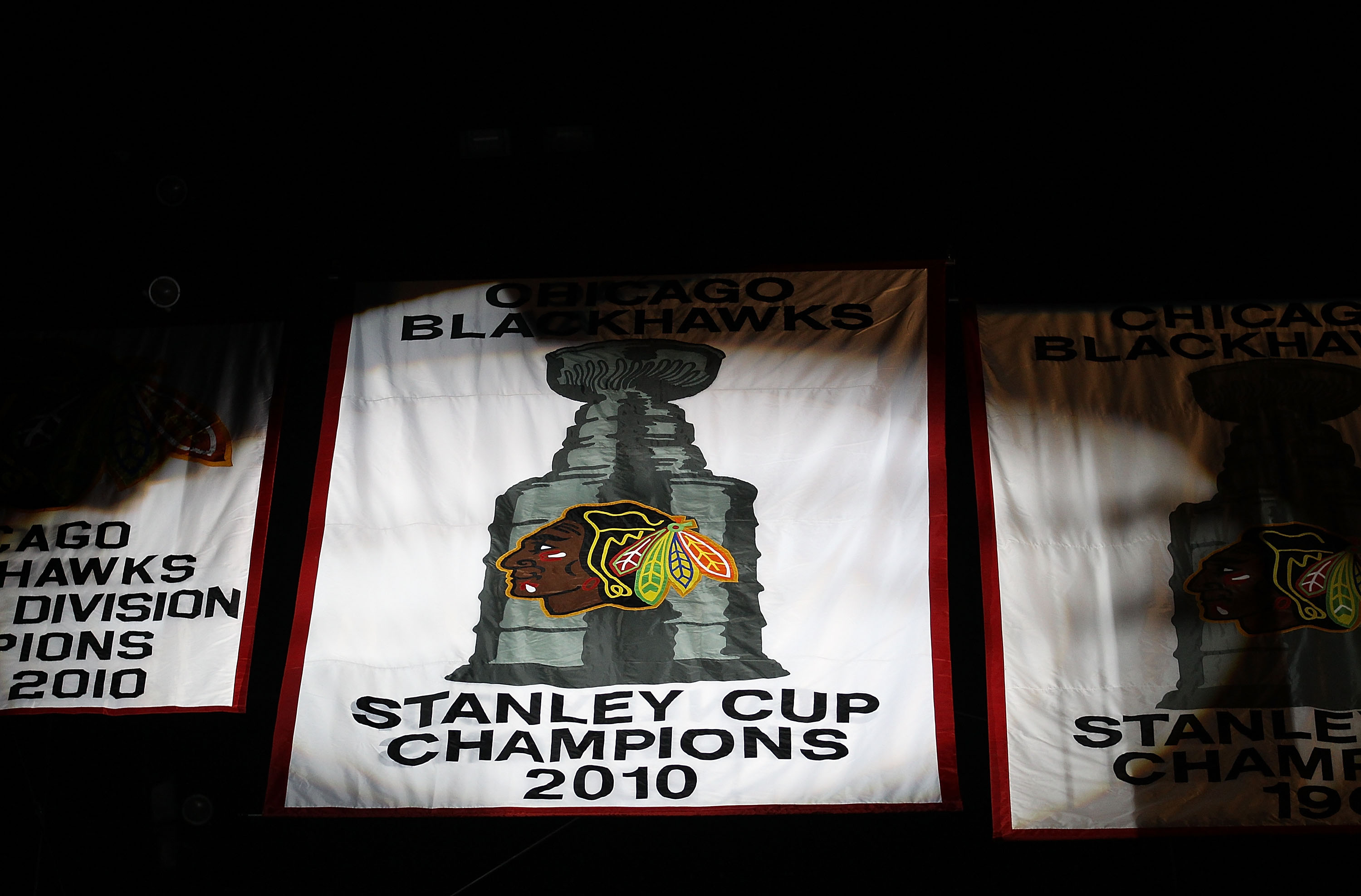 The Hawks' 2010 glory: tarnished forever.