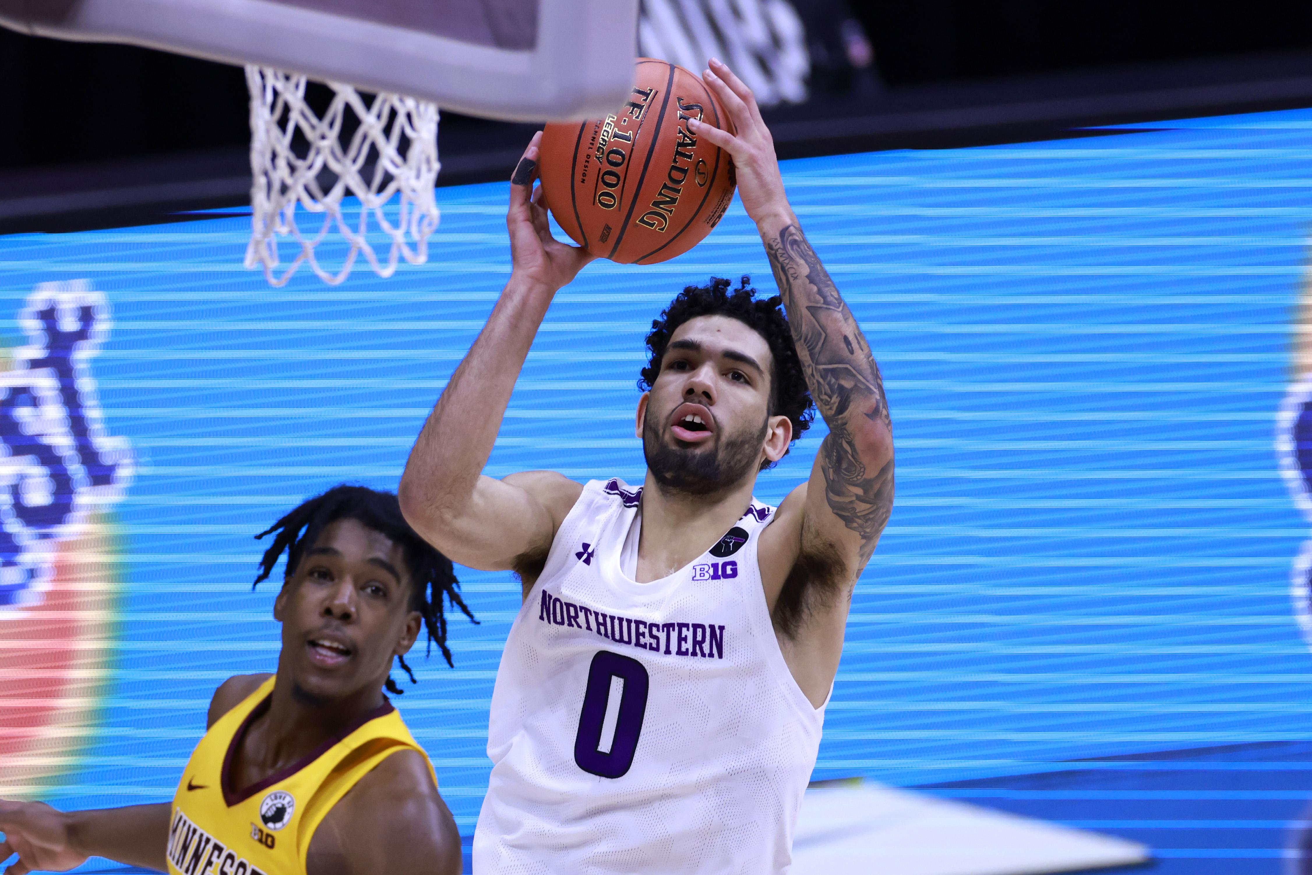 Big Ten Men's Basketball Tournament - Minnesota v Northwestern