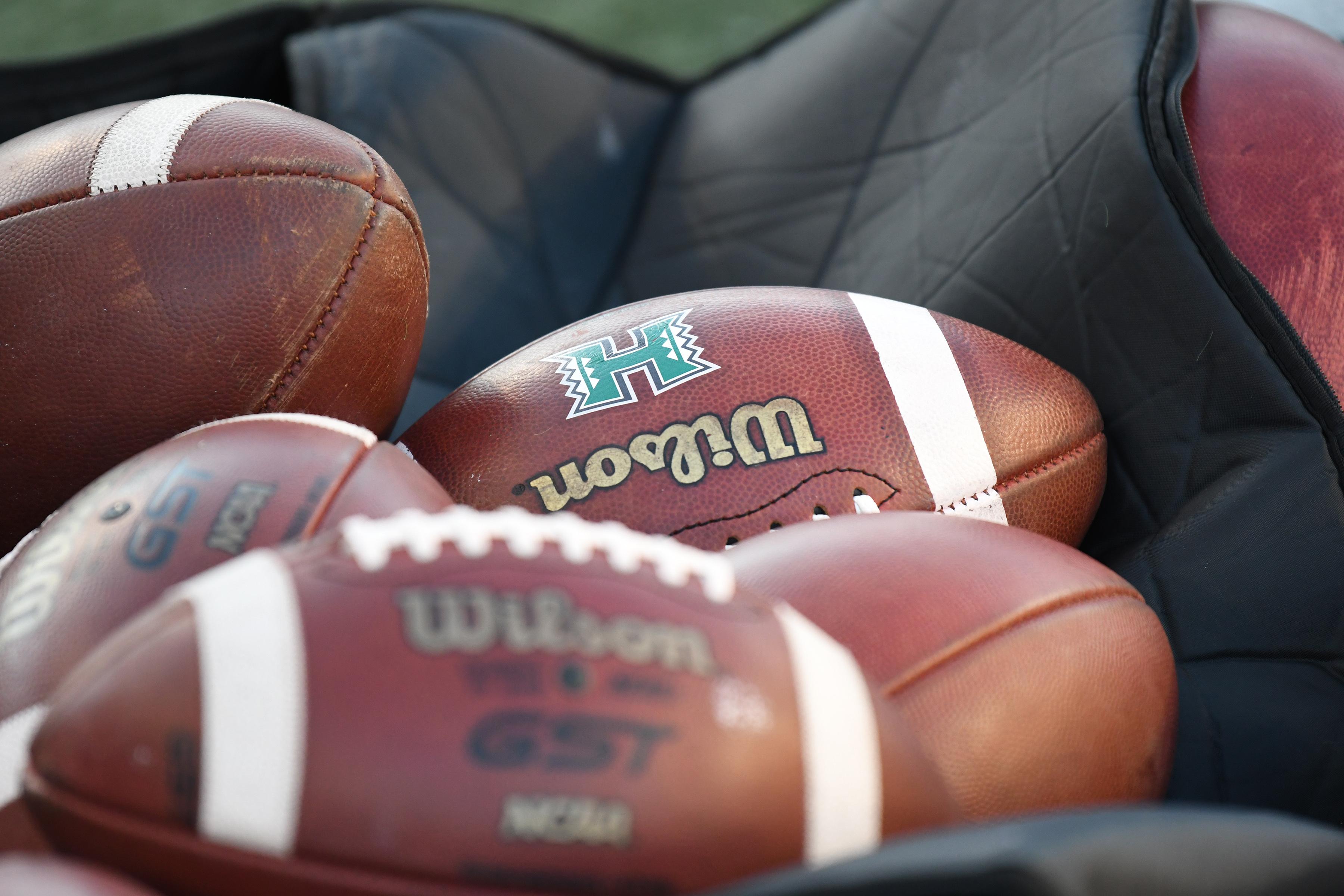 COLLEGE FOOTBALL: SEP 11 Hawaii at Oregon State
