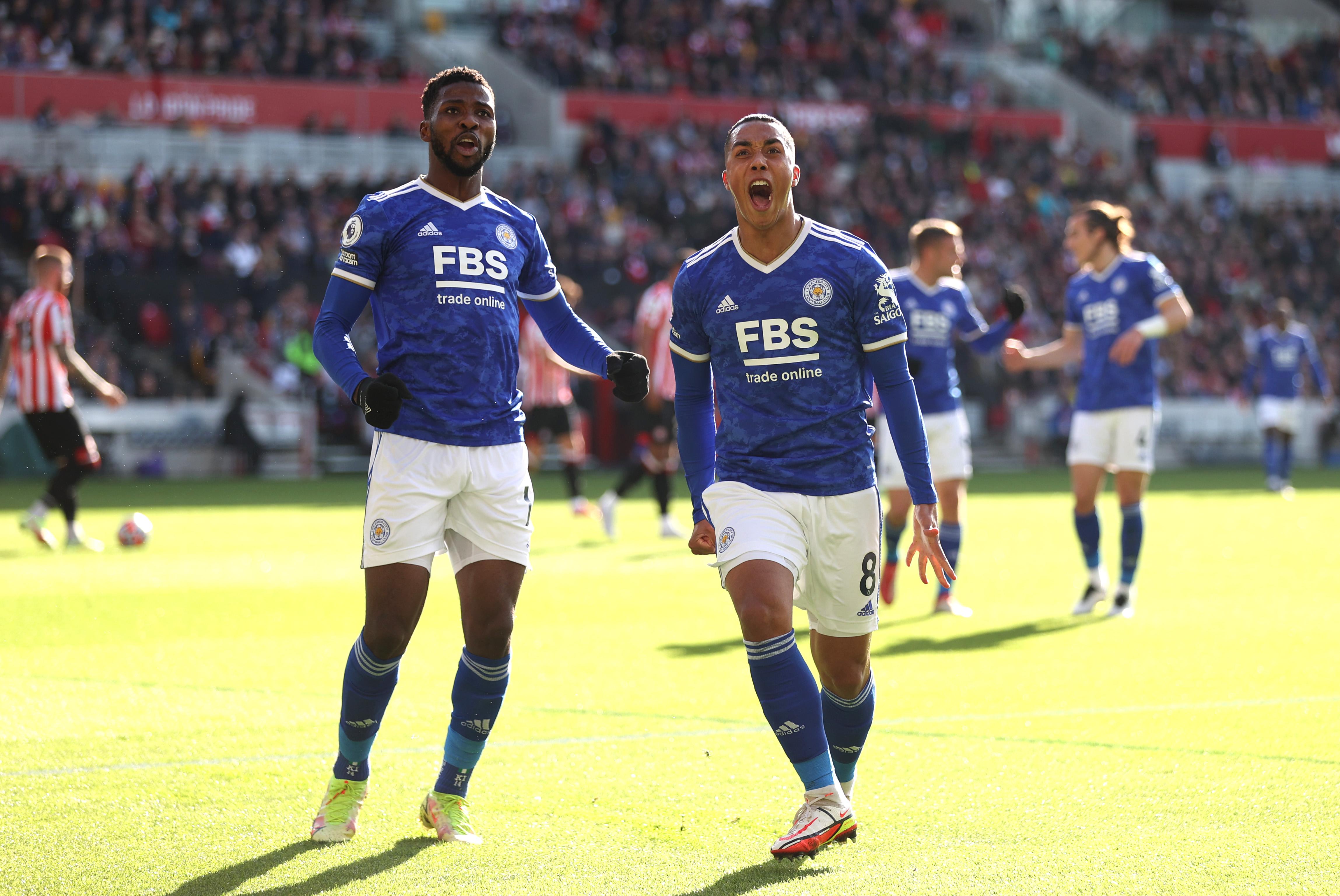 Brentford v Leicester City - Premier League