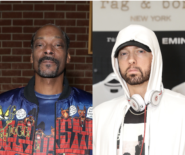 Snoop Dogg, Eminem